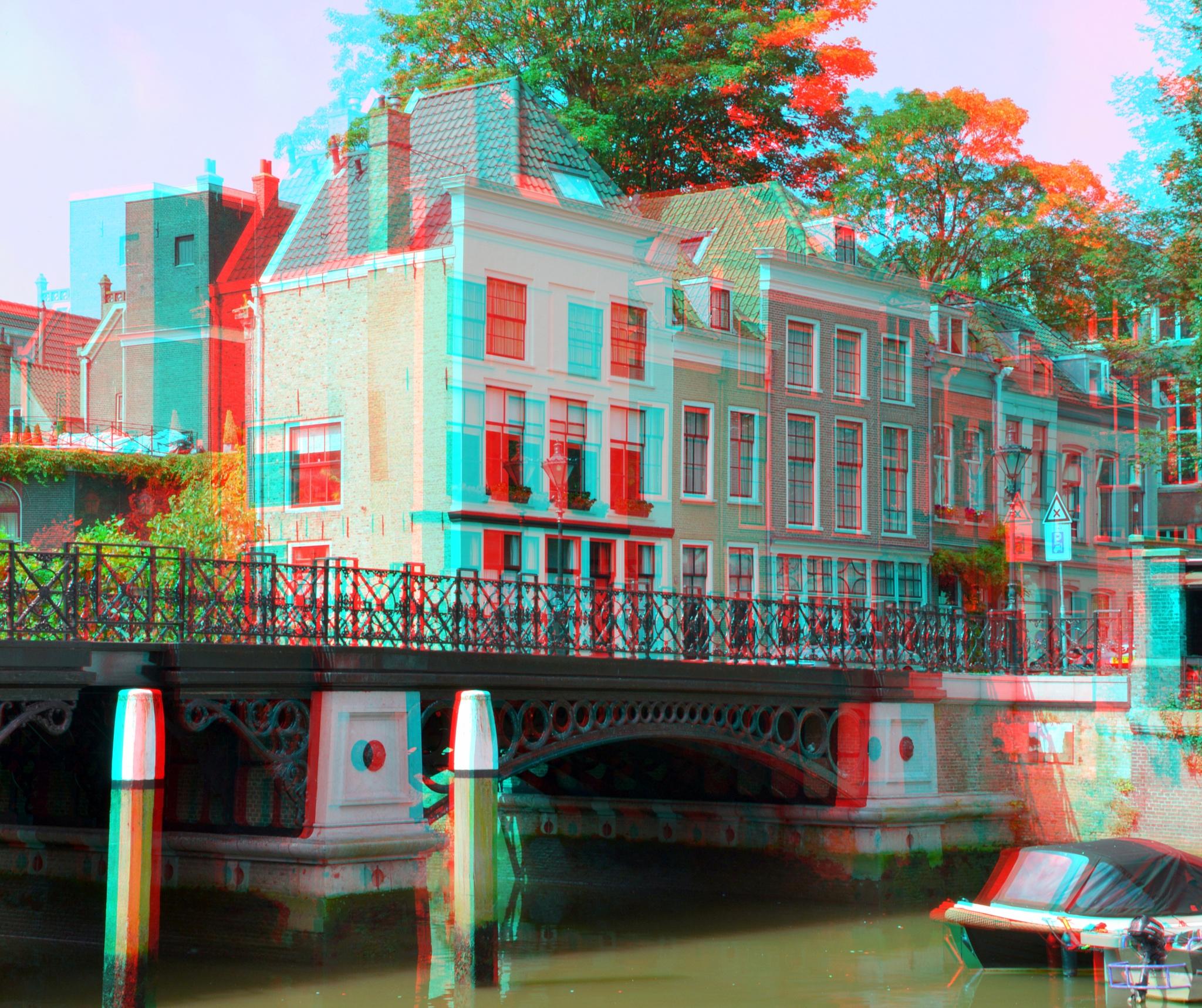 Dordrecht 3D by Wim Hoppenbrouwers