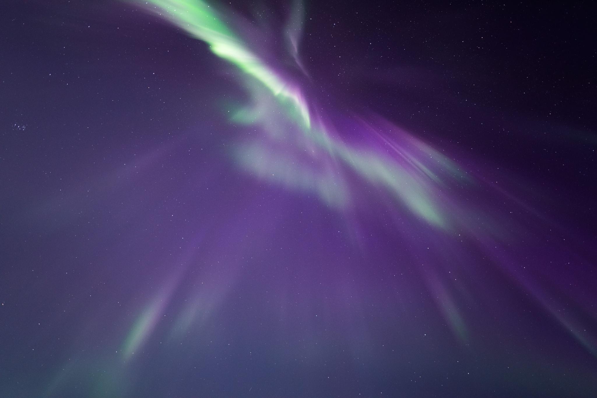 Amazing skies by Andreas Tiensuu