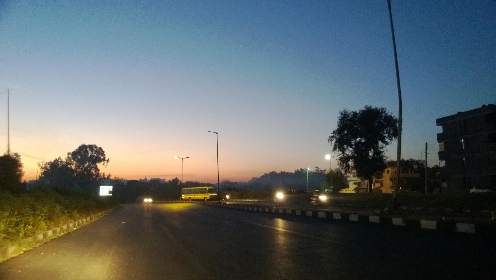 Dawn by Neeraj Sharma