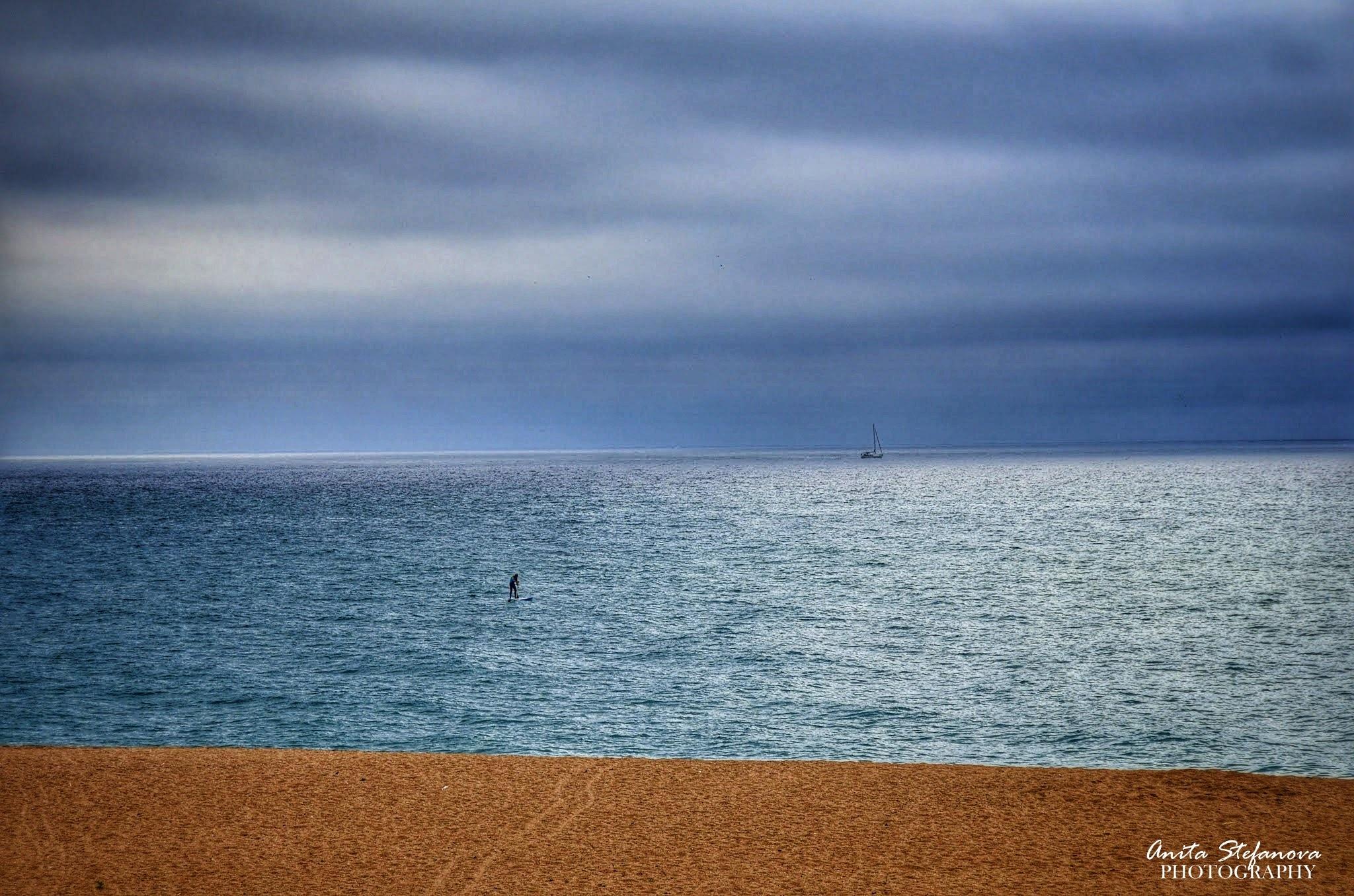 Photo in Nature #sea #blue #sky