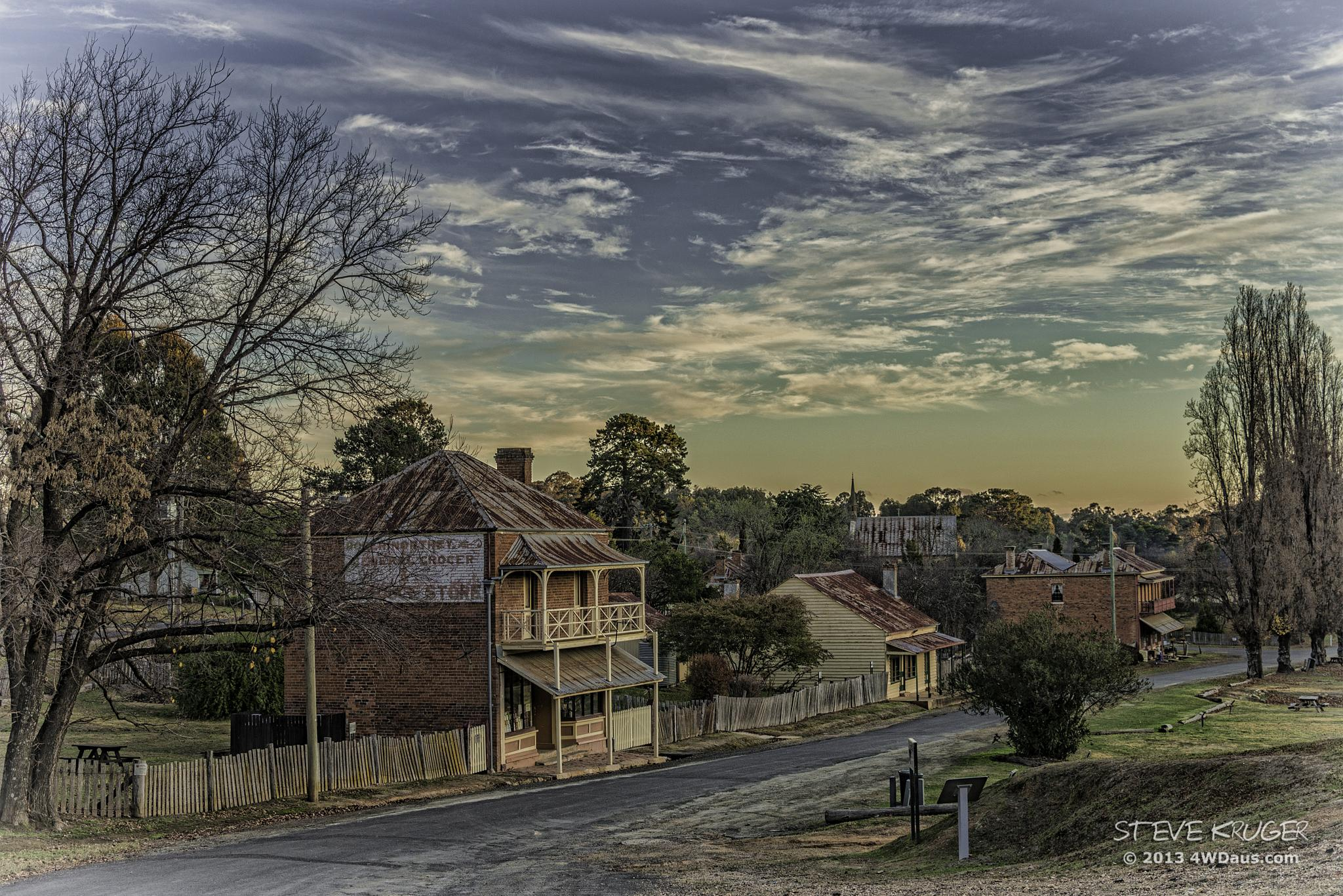 Photo in Vintage #hill end #historic #buildings #australia #4wdaus
