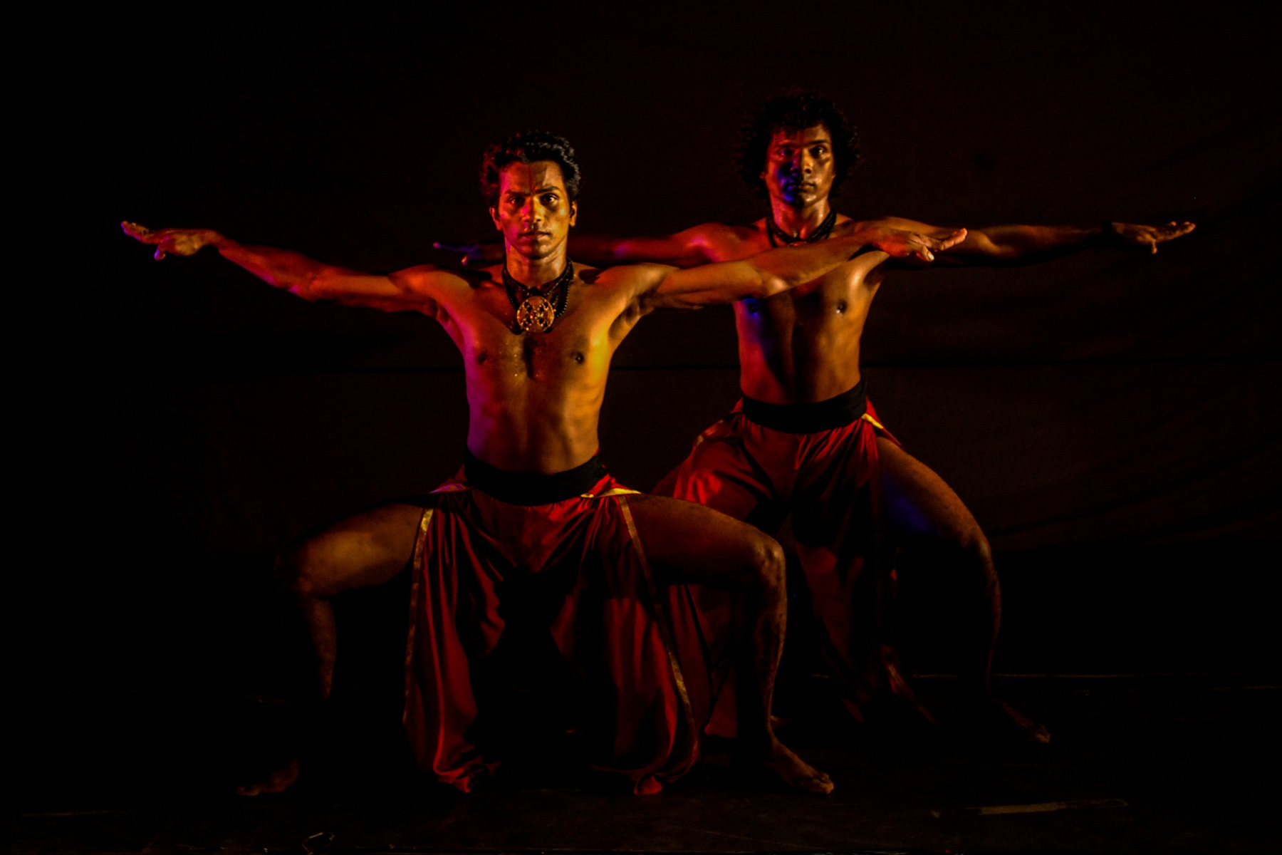Contemporary dance by sajan k s