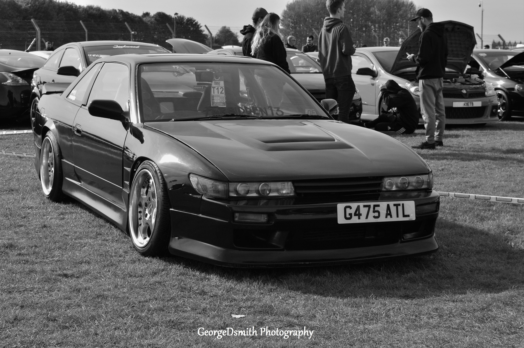 Nissan S13 by GeorgeDSmith Photography