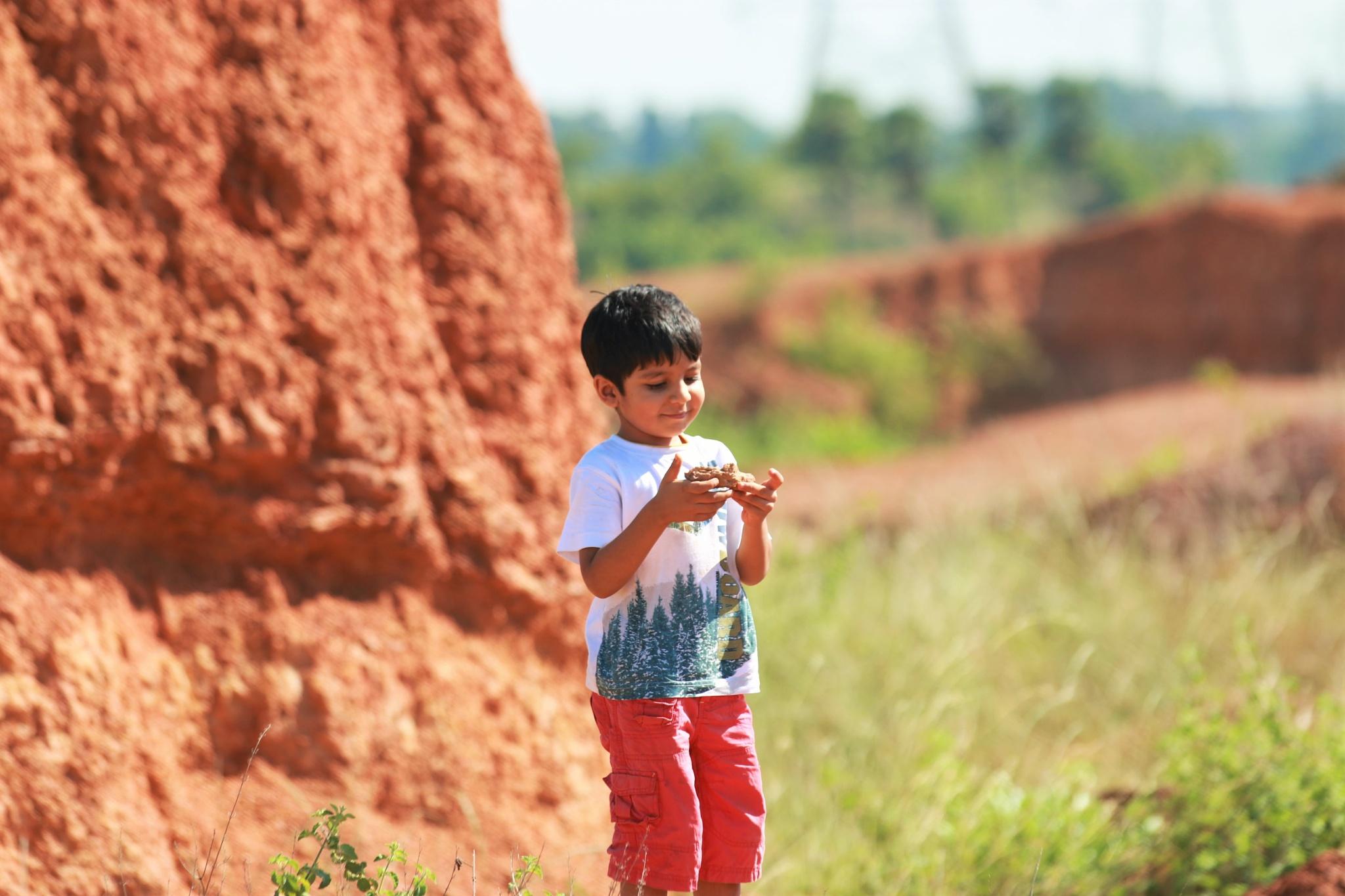 Child play by mloka33