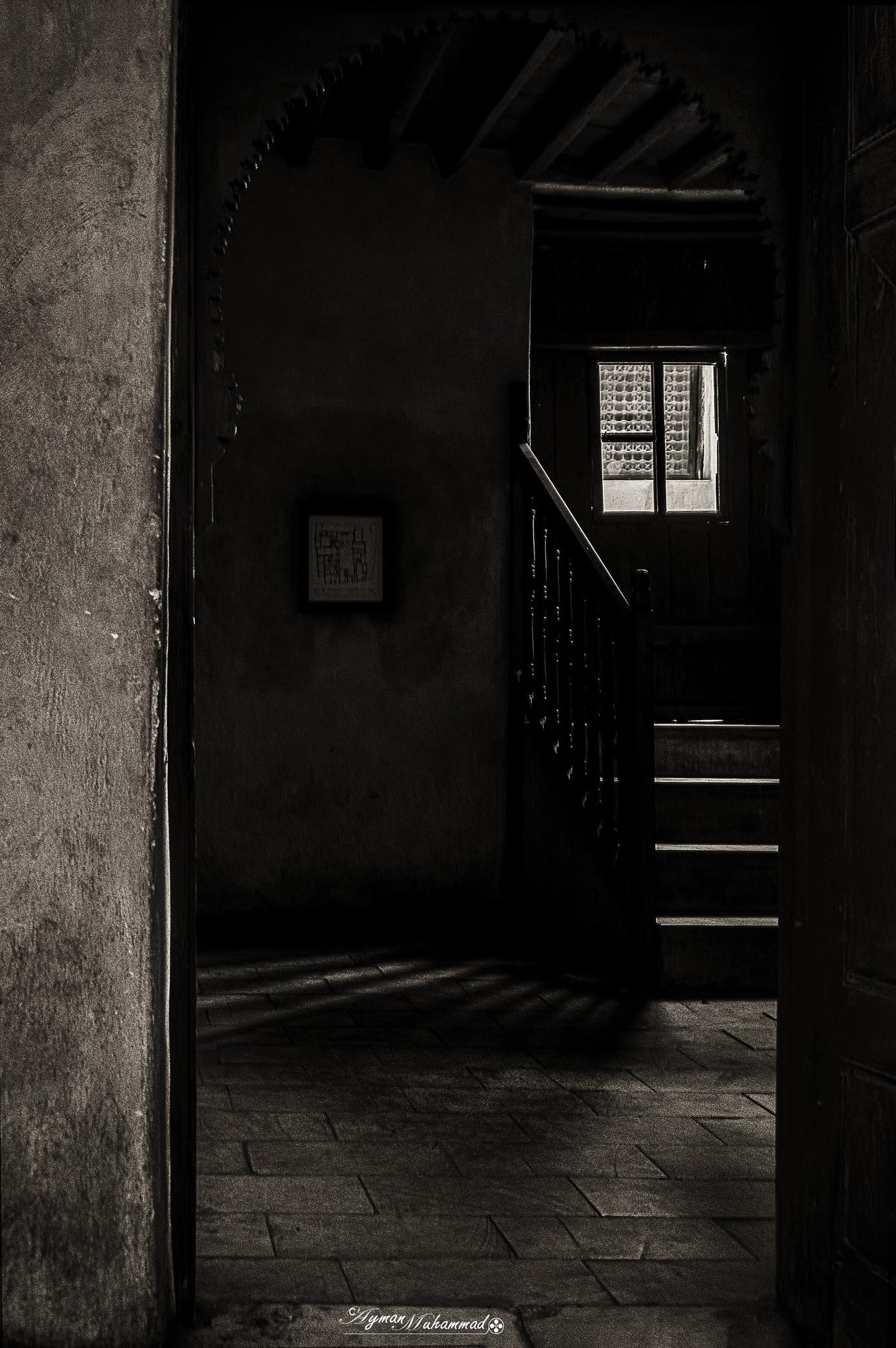Behind the historic doors +1 by AymanMuhammad