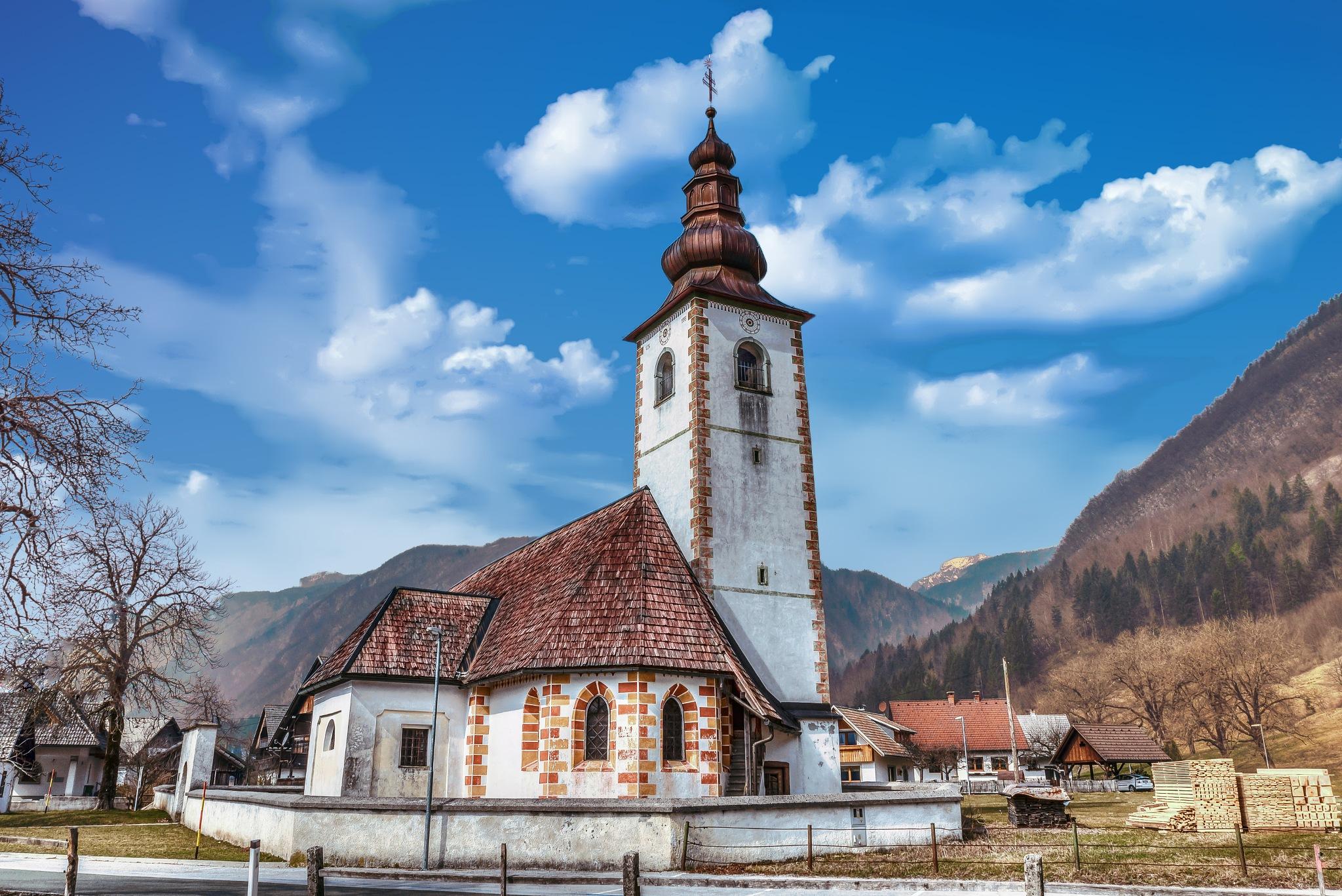 church by Eseker RI