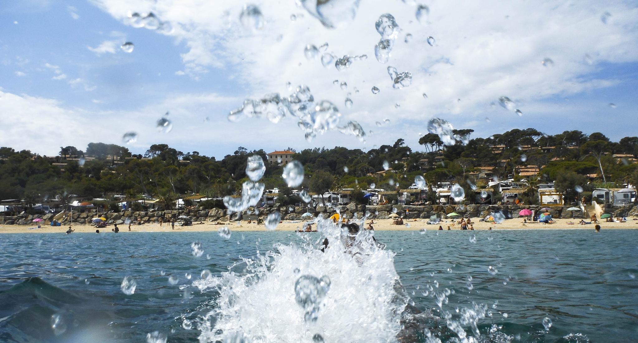 splish splash by Michael Axt