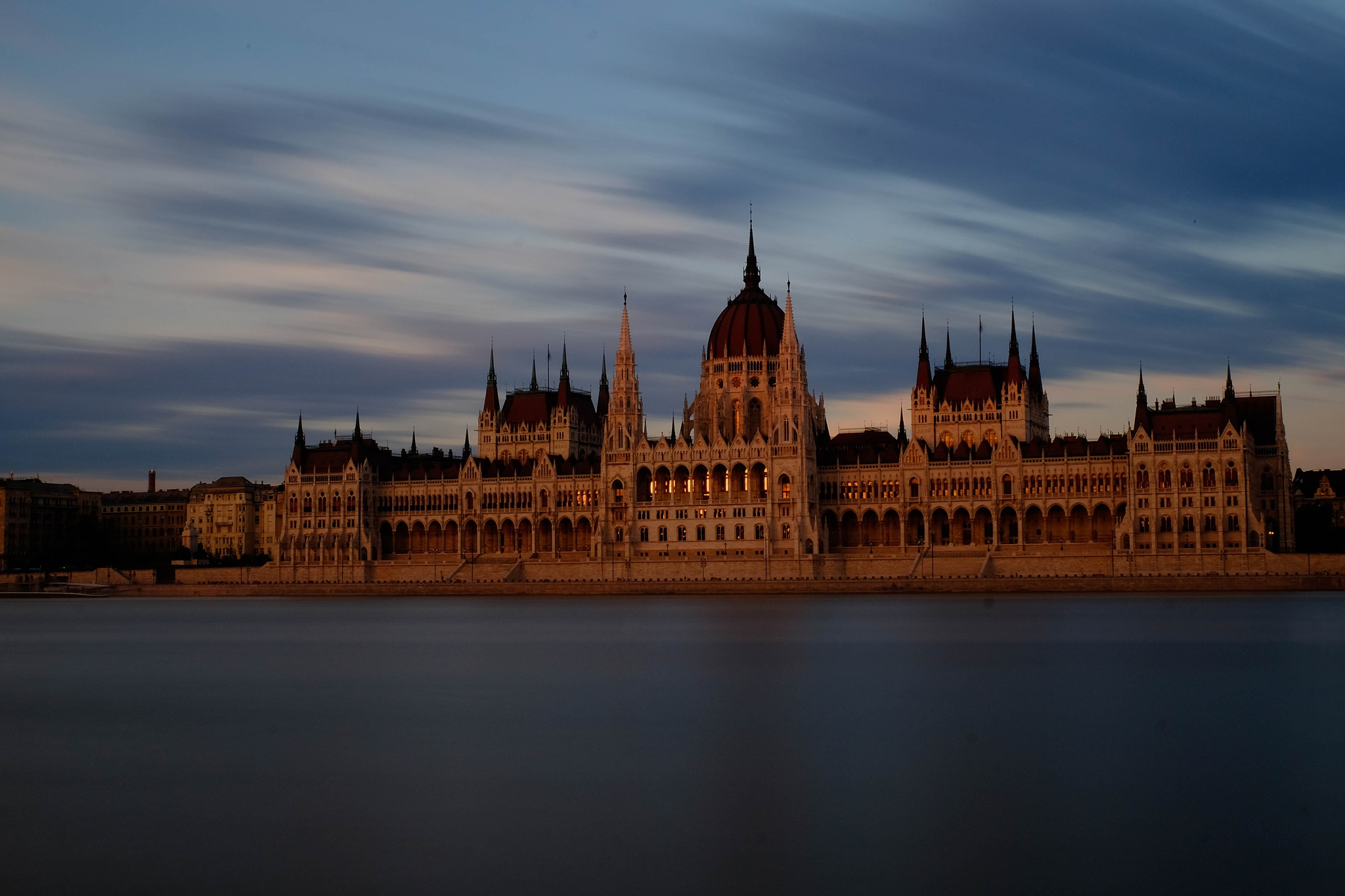 The Parliament by Michael Axt