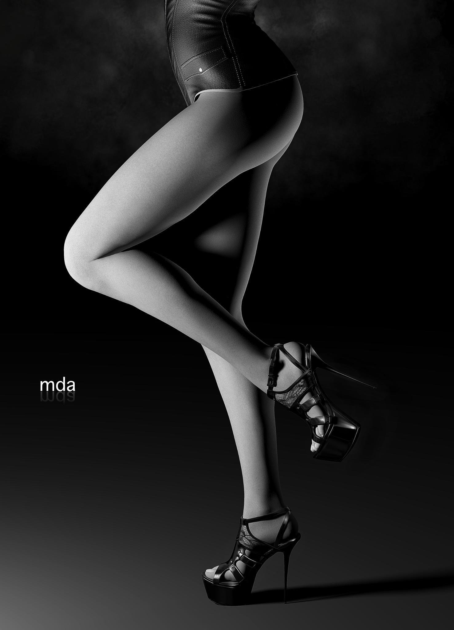 Legs by Marco De Archangelis
