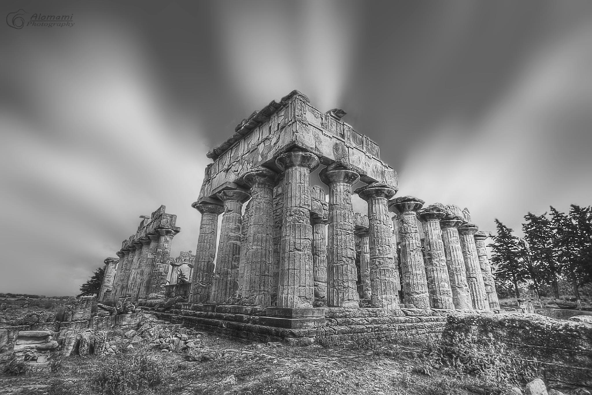معبد زيوس by mohamed alomami