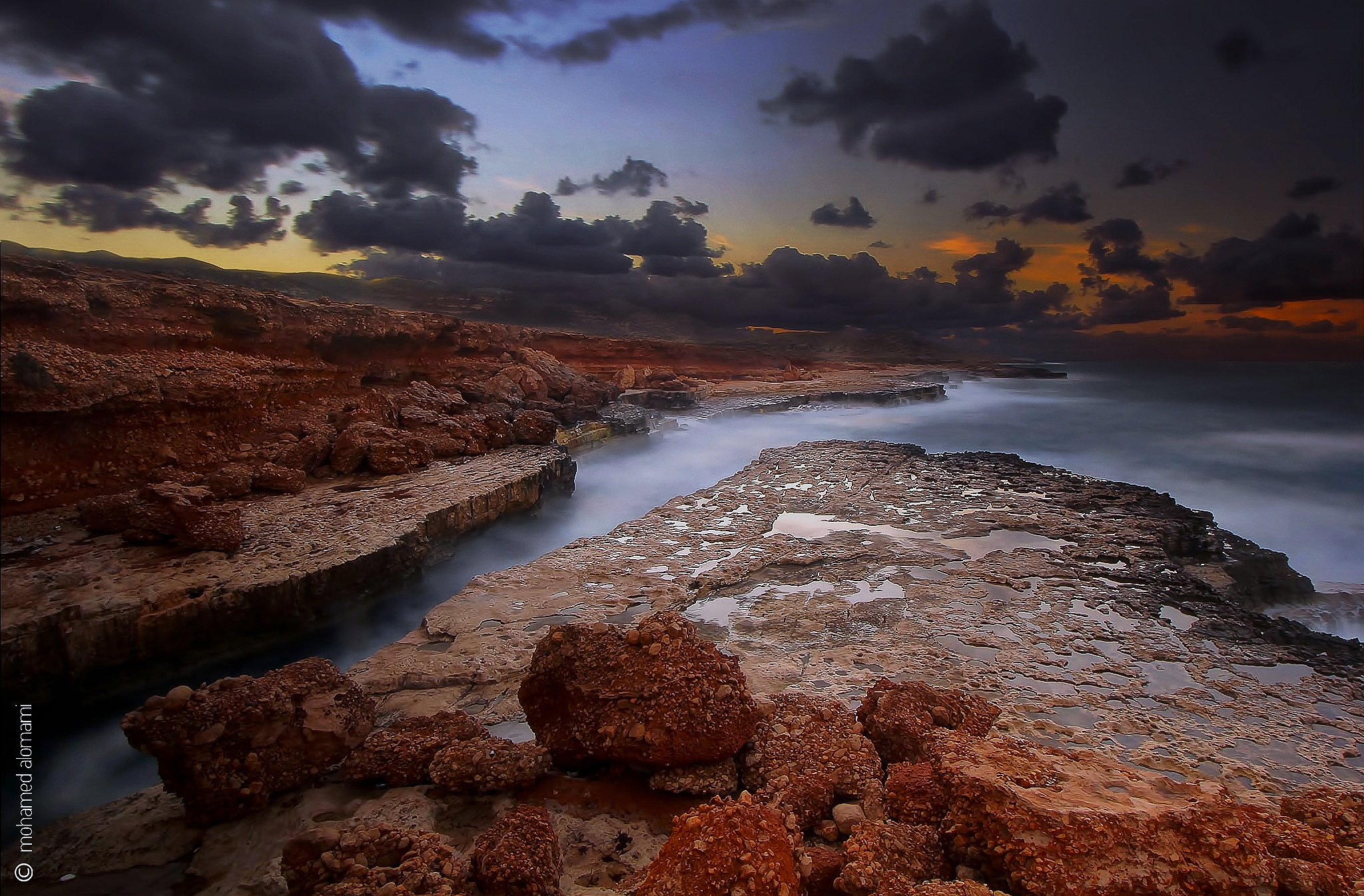 sunset_6 by mohamed alomami