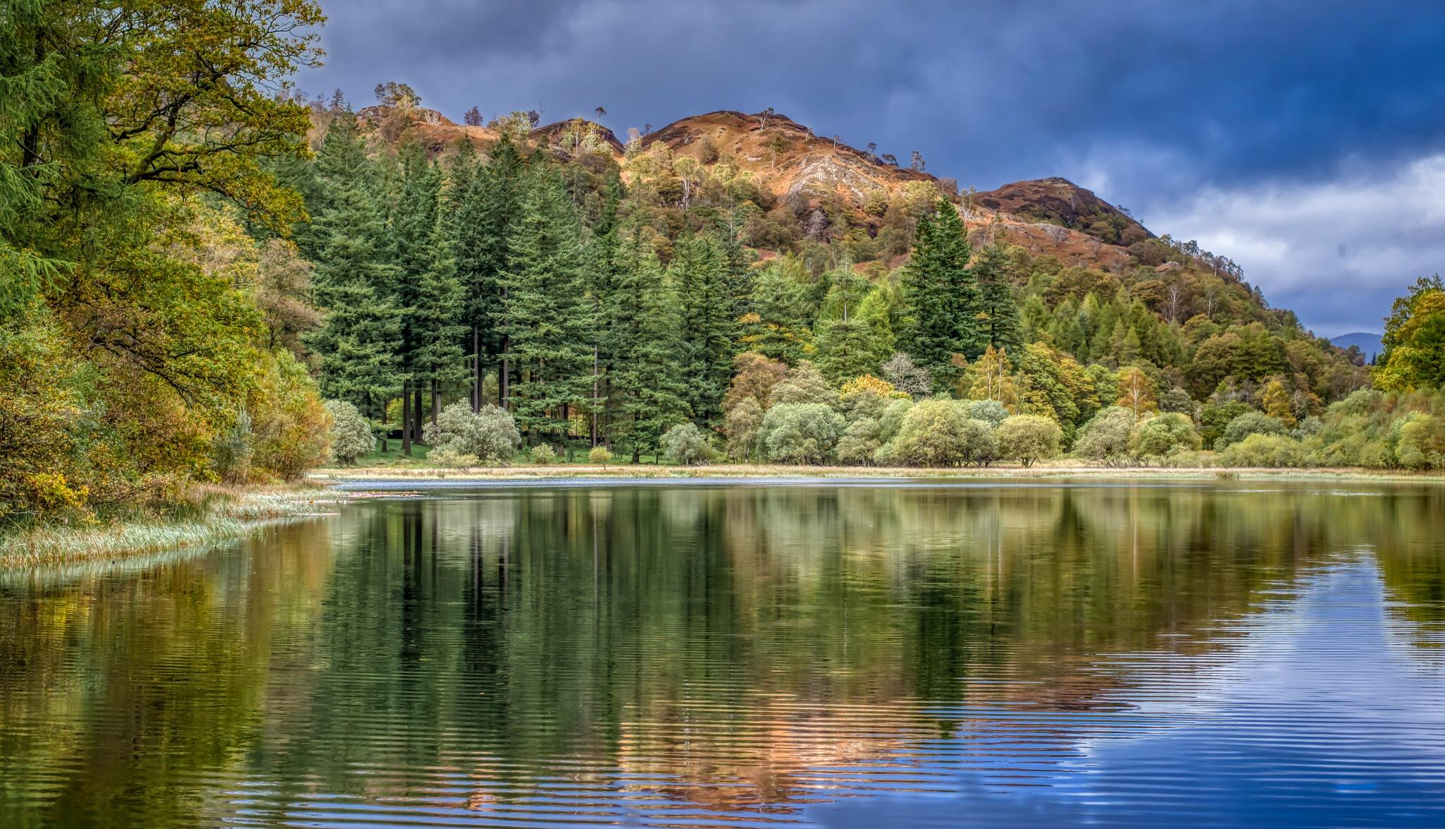 Autumn on Coniston by grahamjowett