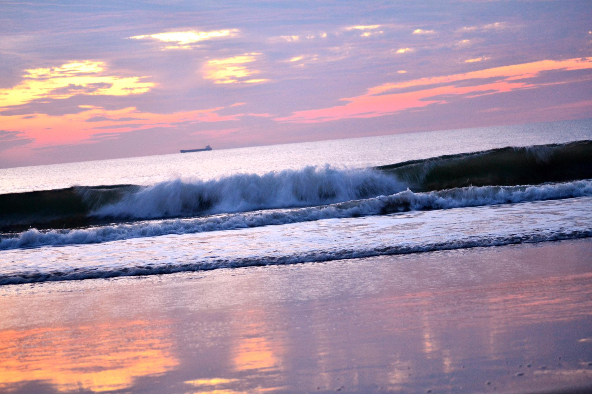 Sunrise by Jamie Critzer