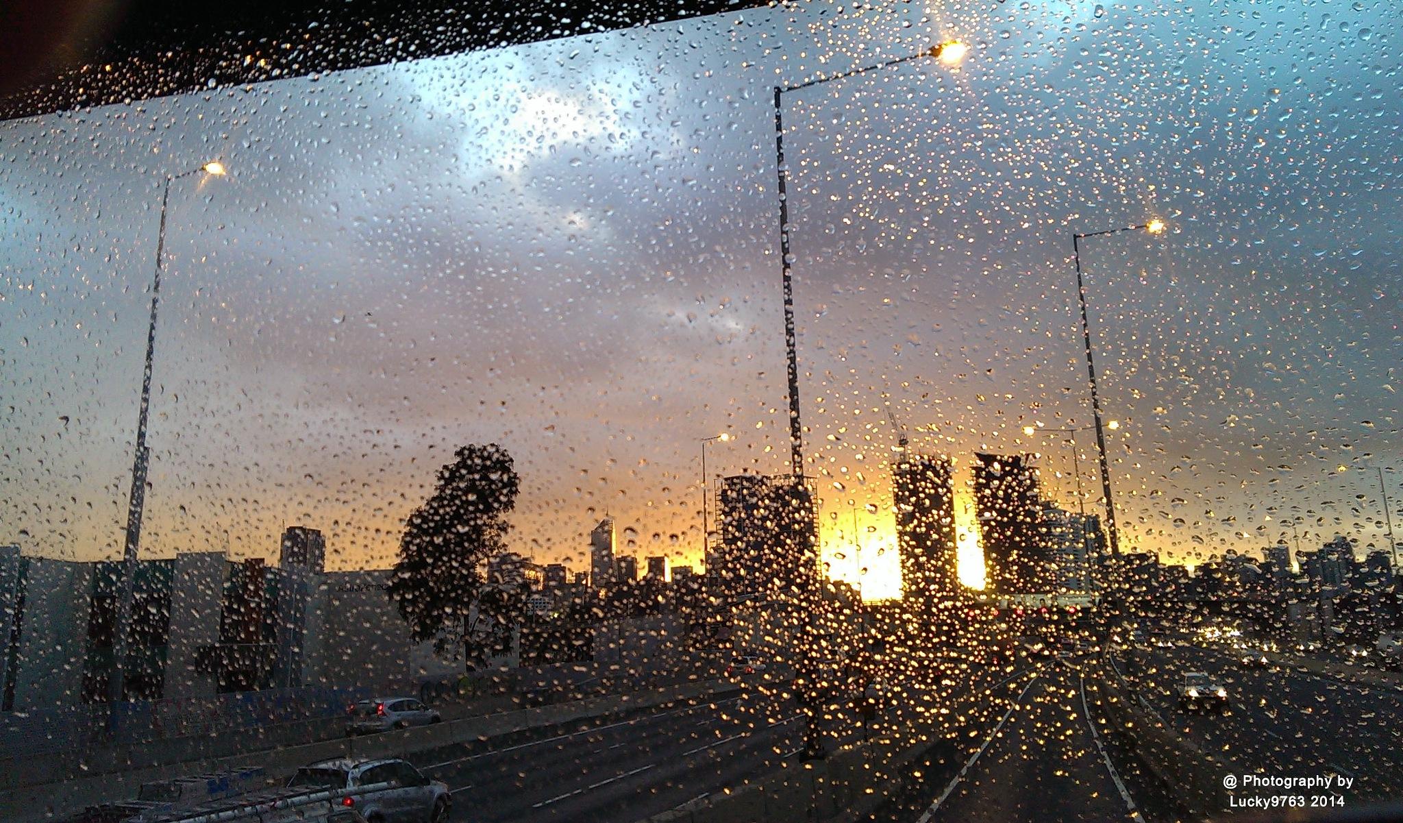 Driving in the Rains 2014 by Attila Erdei