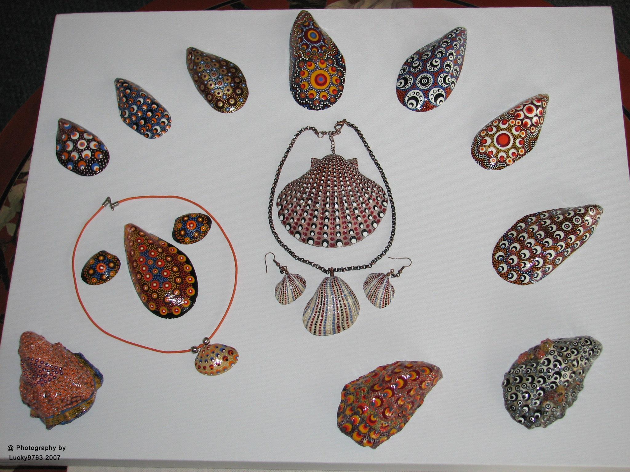 My Shells 2007 by Attila Erdei