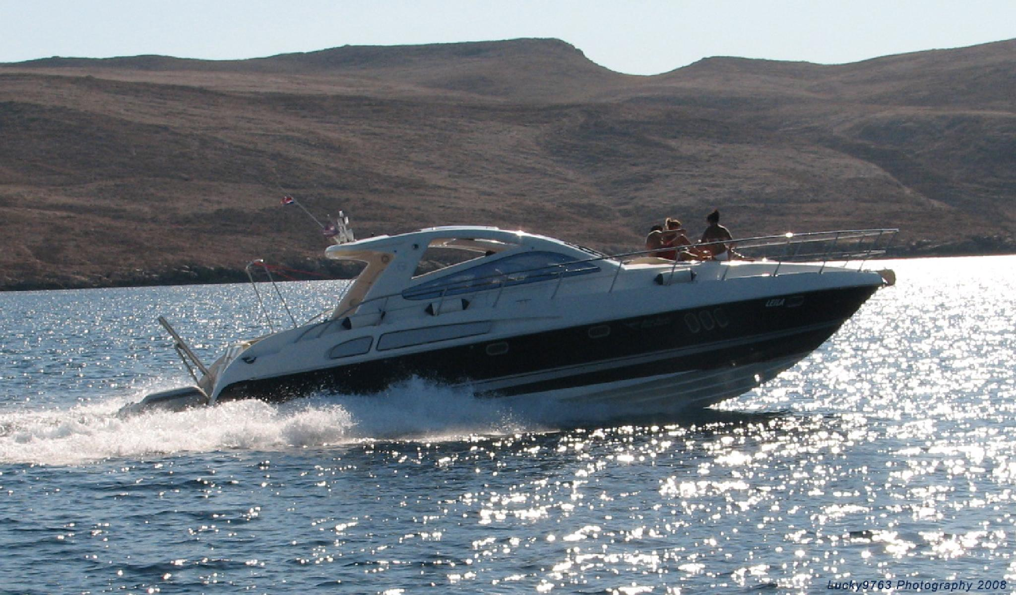 Photo in Family #holiday #summer #yacht #power #speed