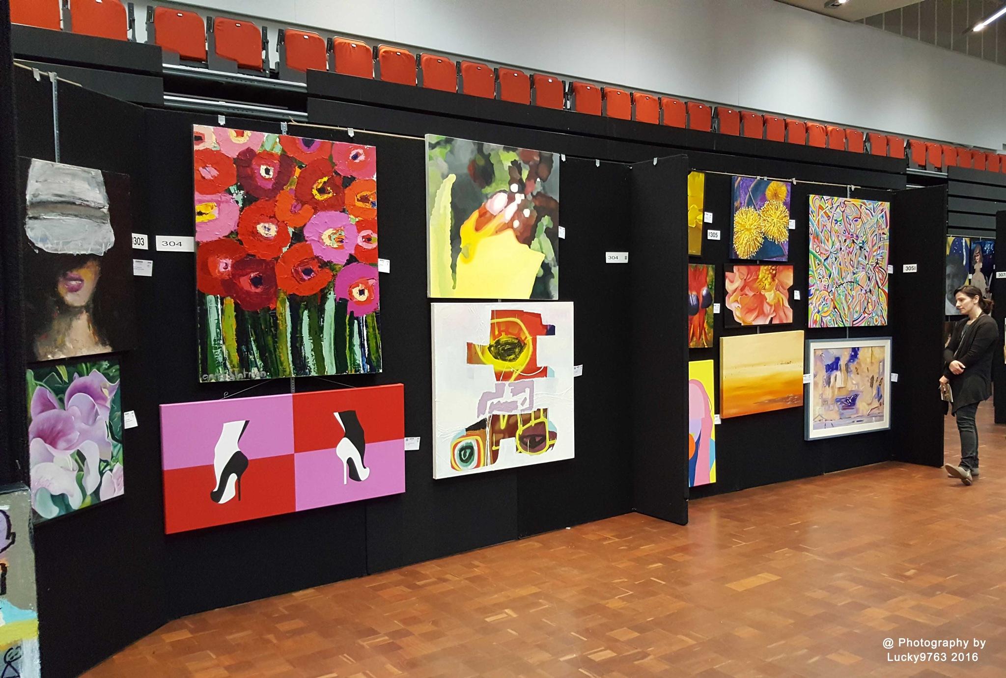 On the Art Show 2016 by Attila Erdei