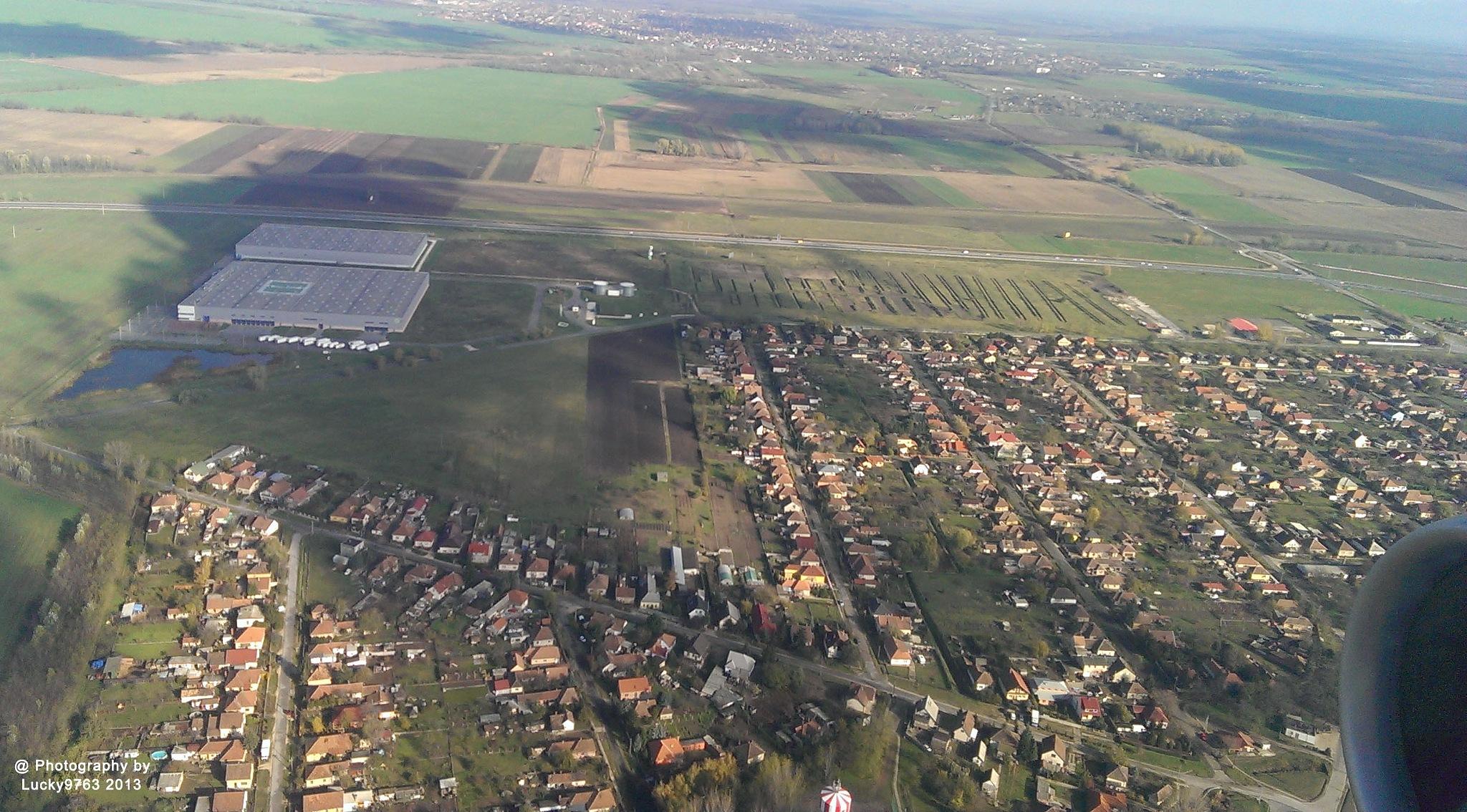 Above Hungary 2013 by Attila Erdei