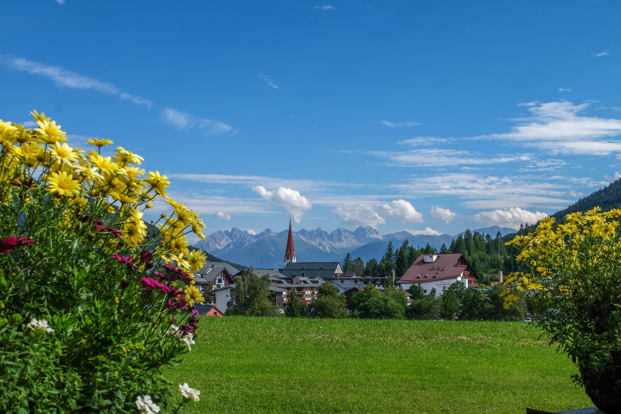 Seefeld in Tirol by Hristo Dechev