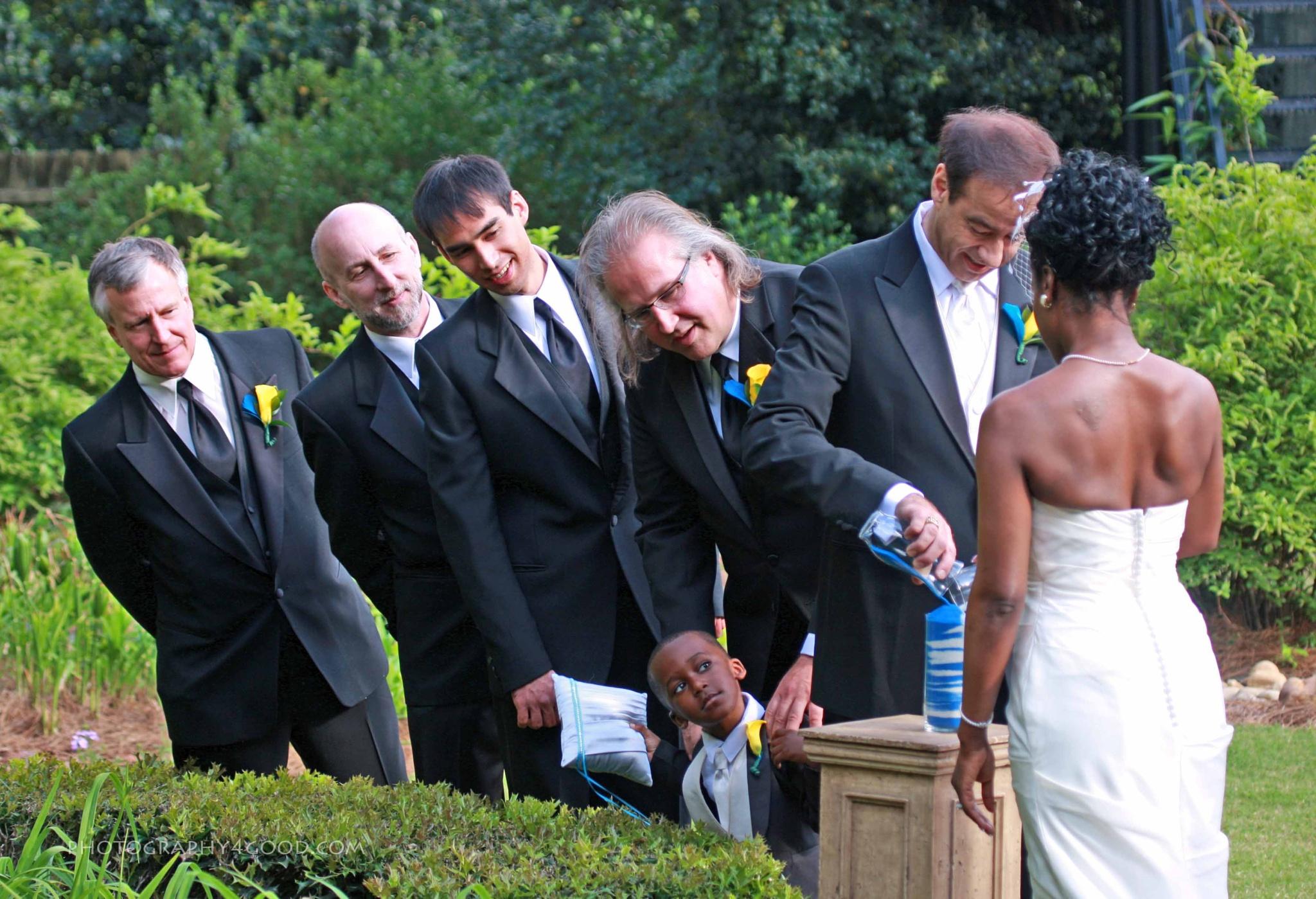 wedding curiosity by John_Ediger