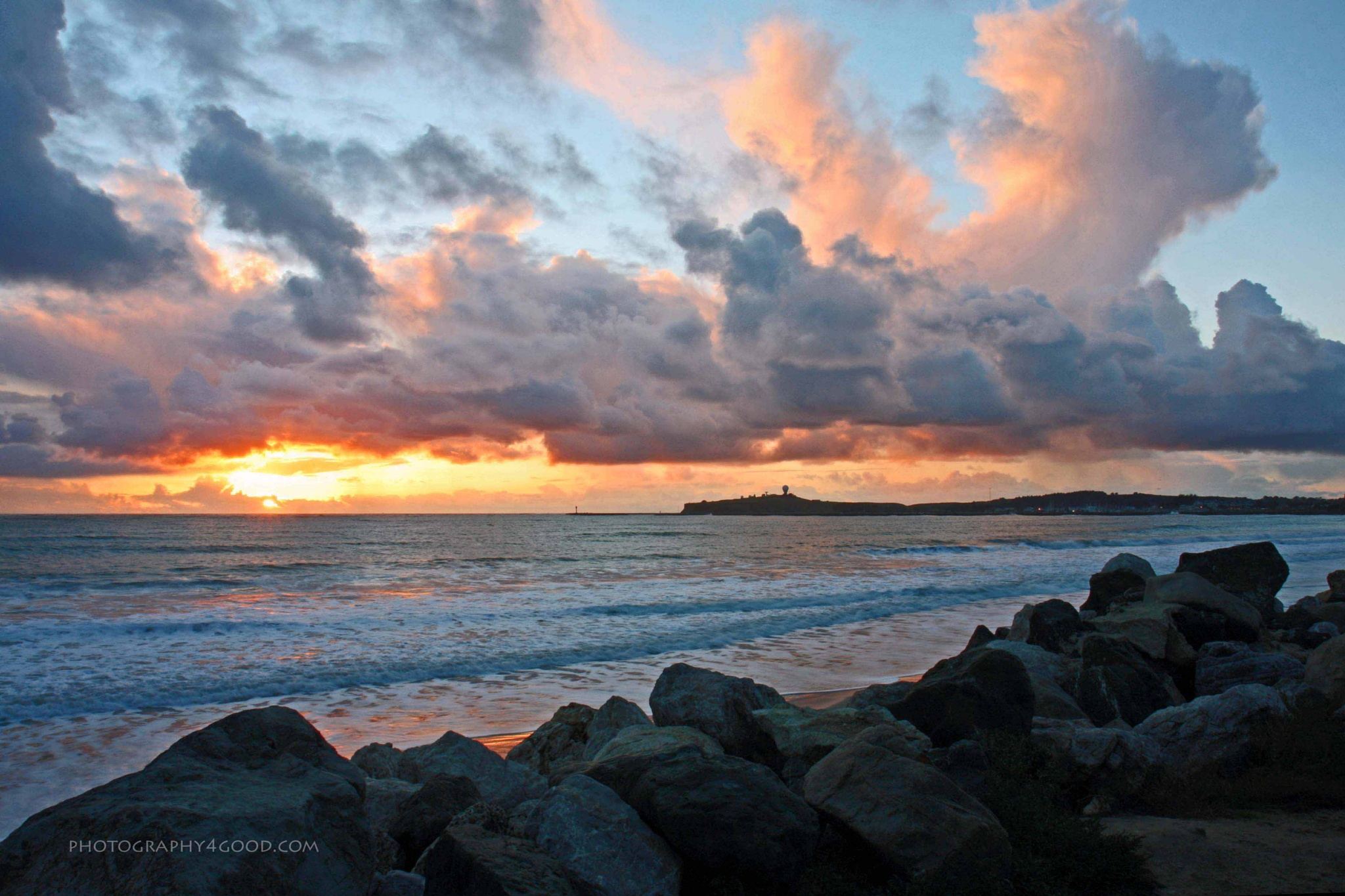 Miramar Beach Sunset by John_Ediger