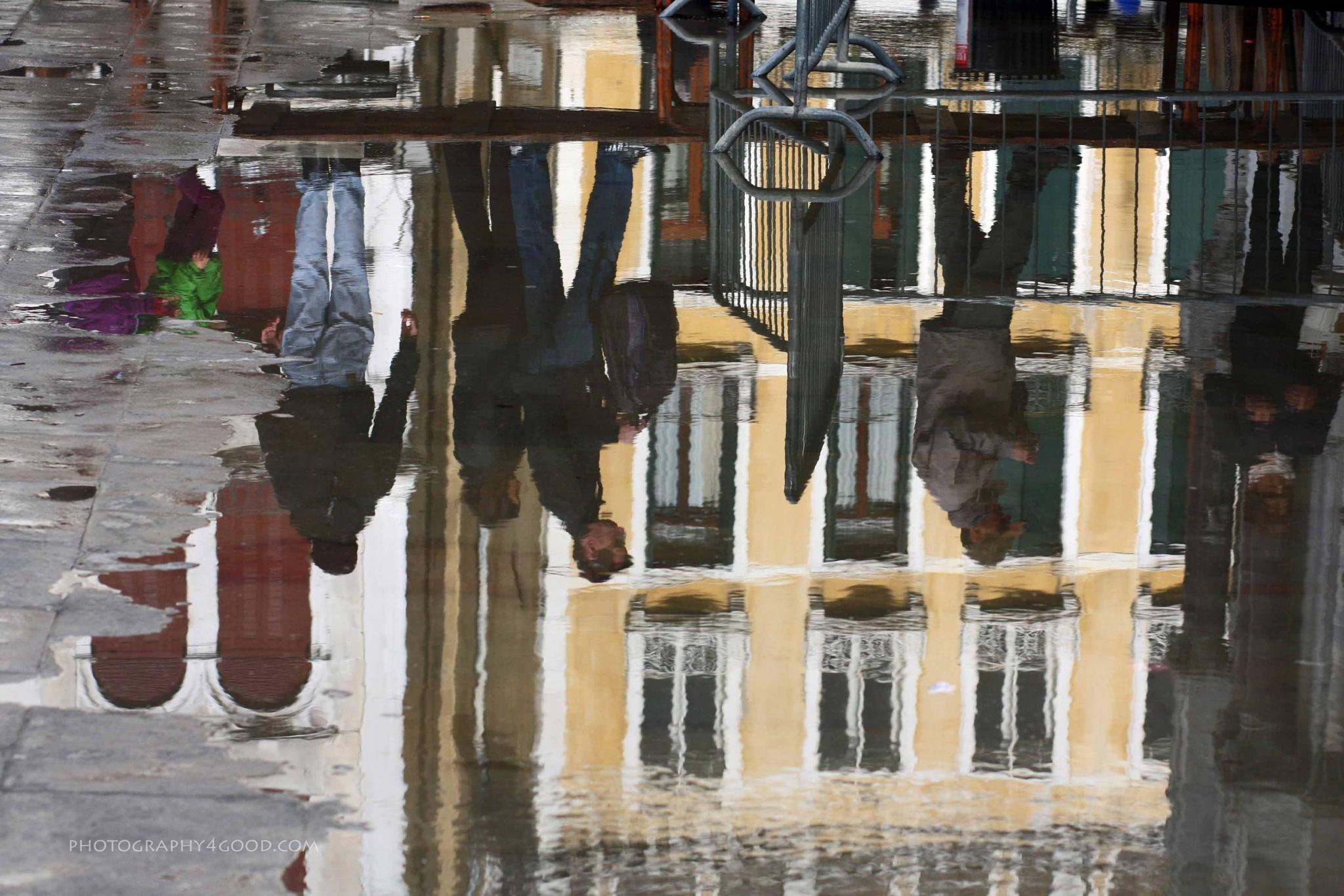 Reflections in Venice by John_Ediger