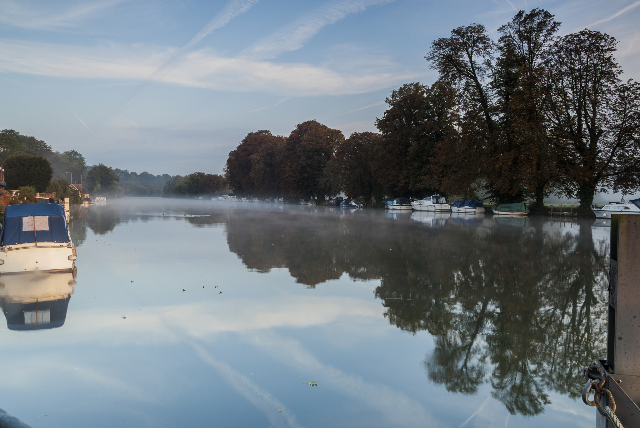 River Thames at Pangbourne by Jim Hellier