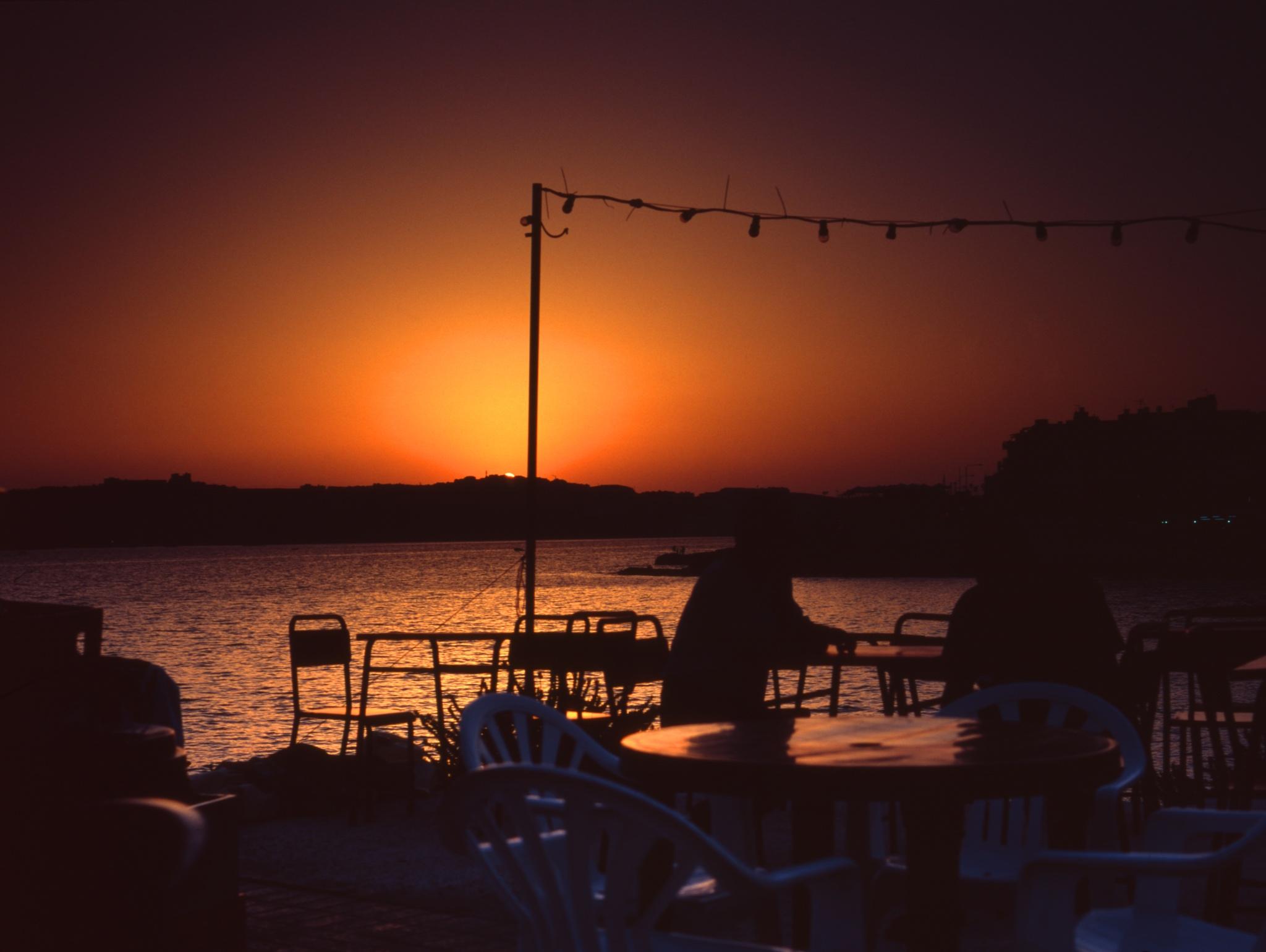 Malta  St Pauls Bay by Jim Hellier