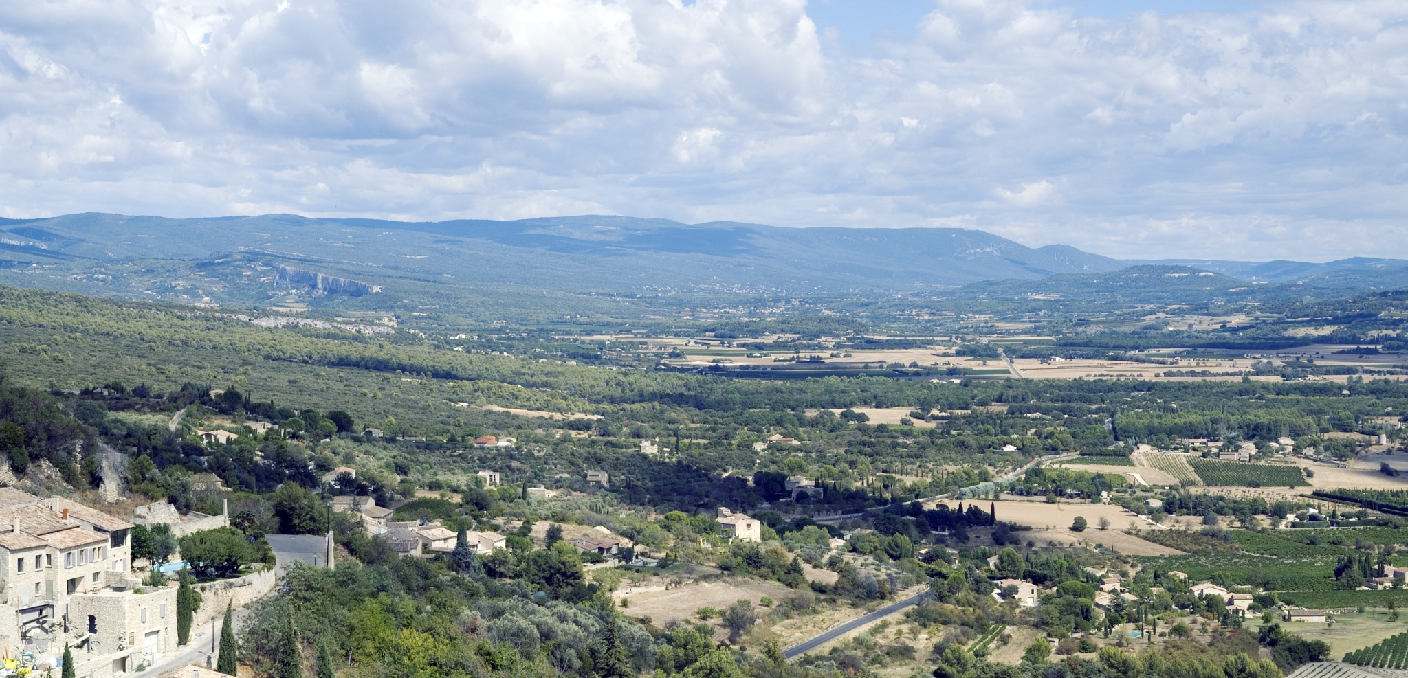 Gordes and the Luberon  by Jim Hellier