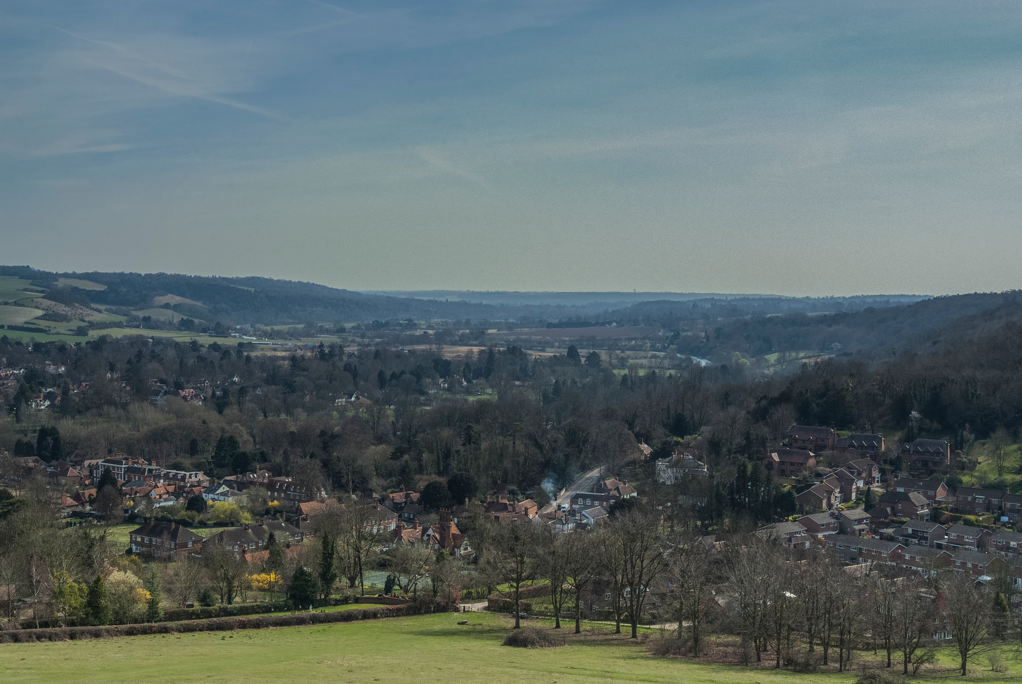Thames Valley  by Jim Hellier