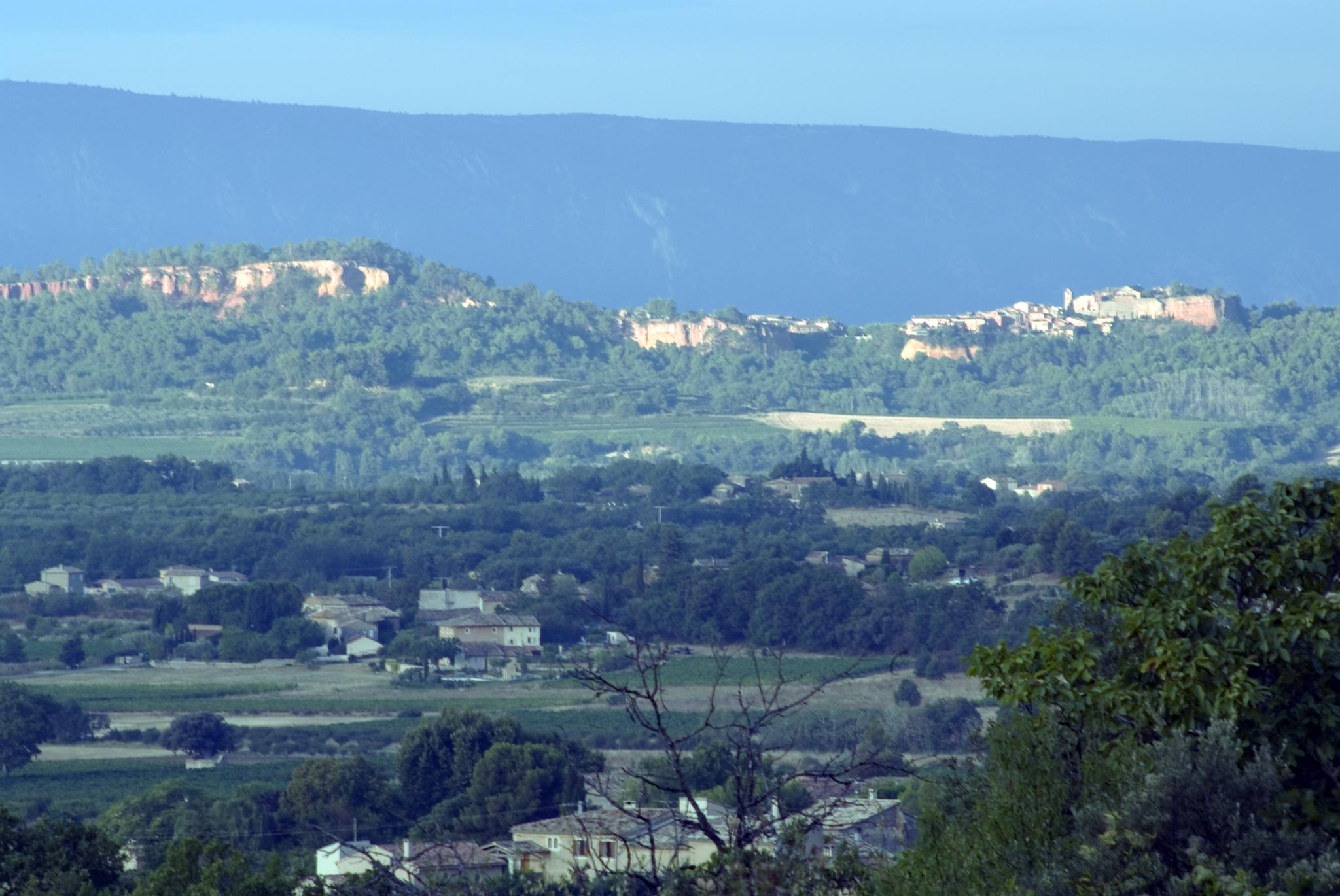 Roussillion and the Luberon by Jim Hellier