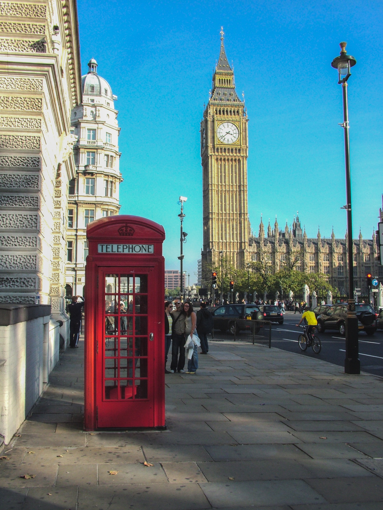 Big Ben Westminster Square by Jim Hellier