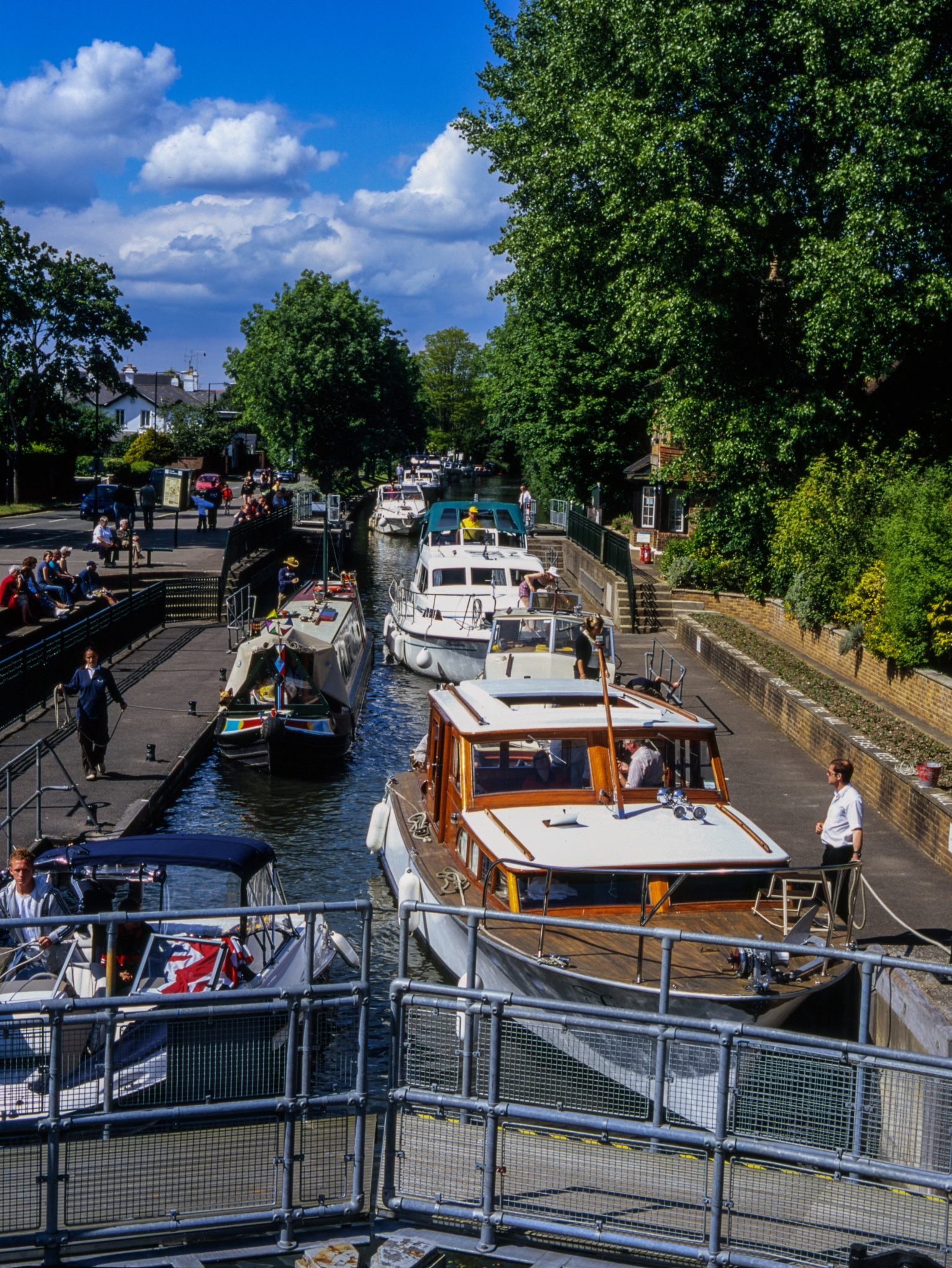Boulters Lock by Jim Hellier