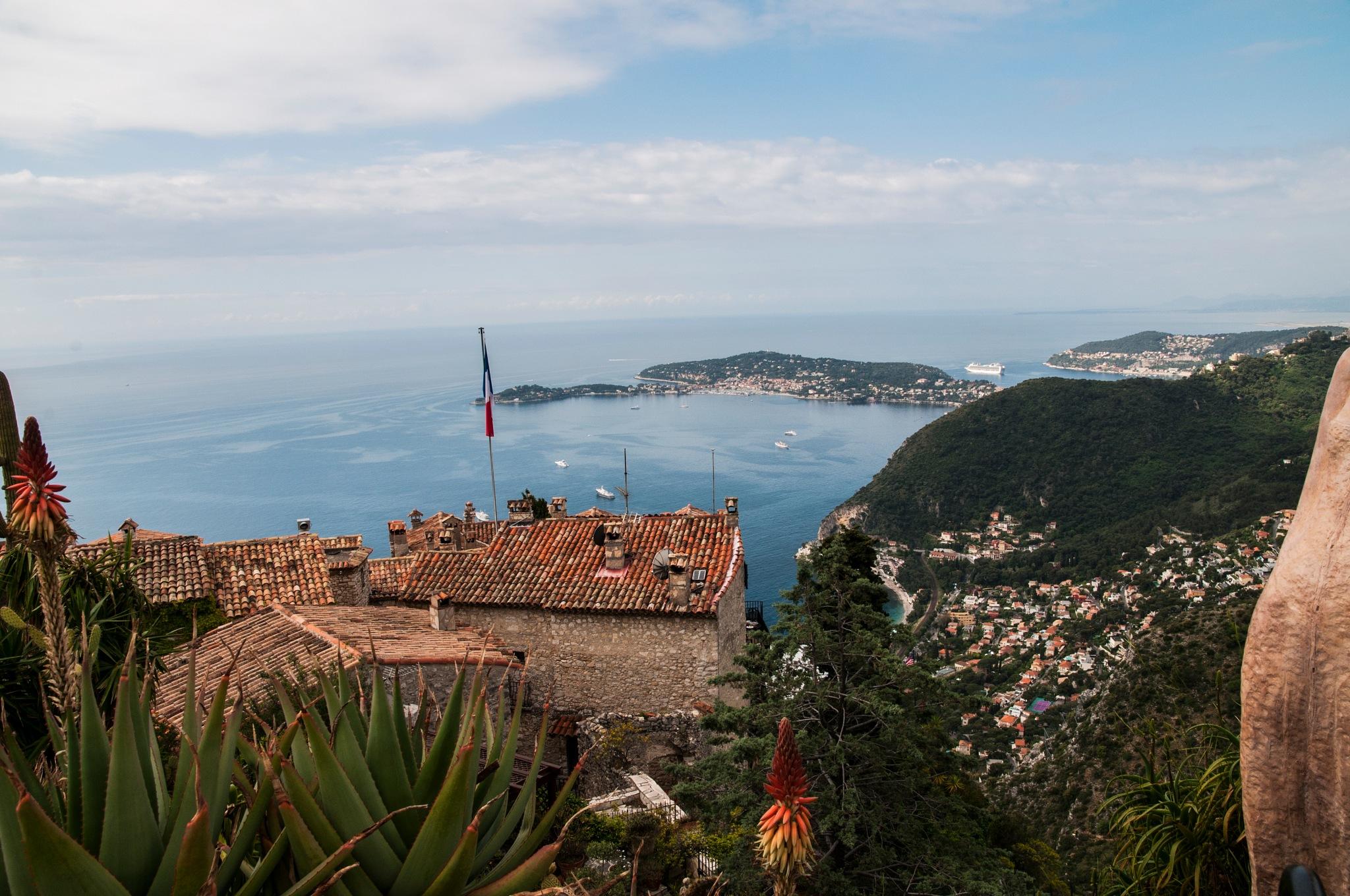 Cote D Azur by Jim Hellier