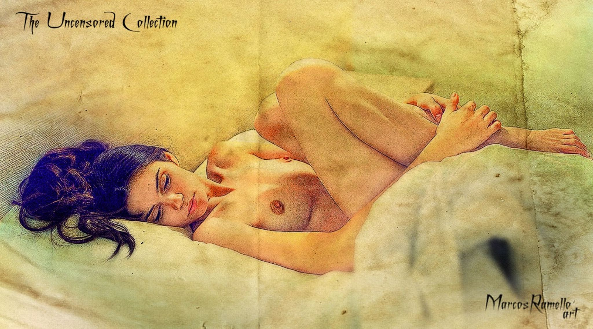 The Uncensored Collection (3) by Marcos Ramello