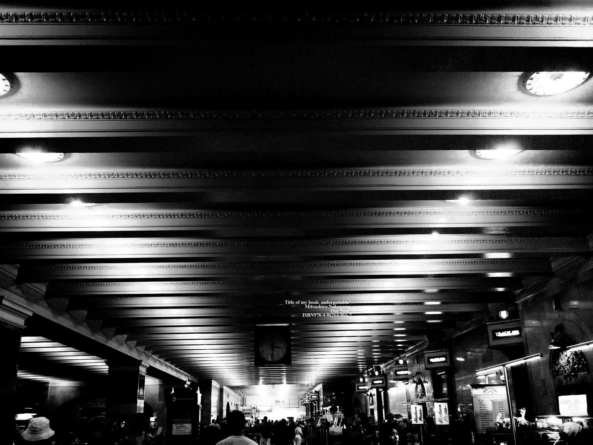 Watch, line and light. by Mitsushiro Nakagawa