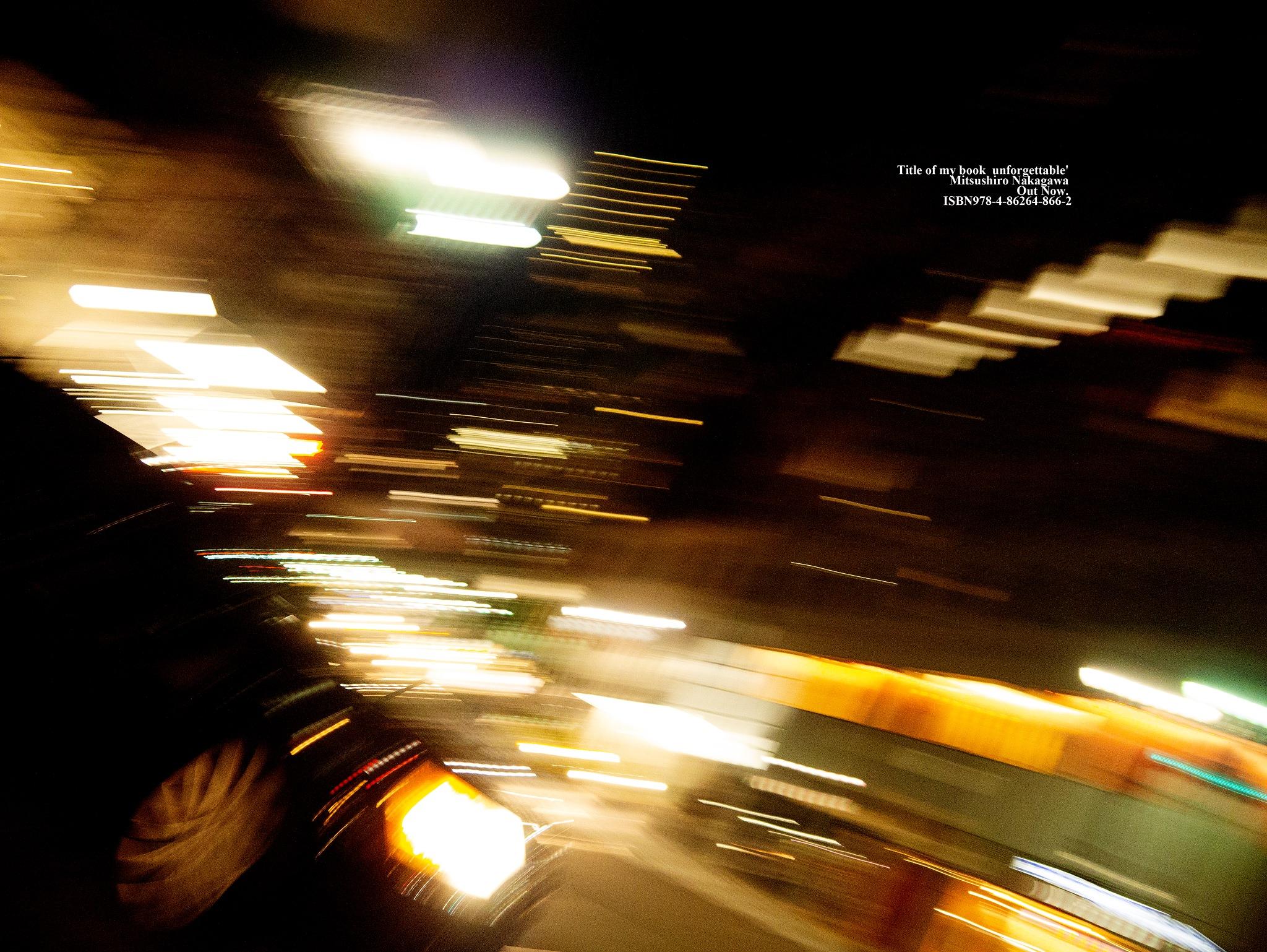 10 PM. Light and Right. by Mitsushiro Nakagawa