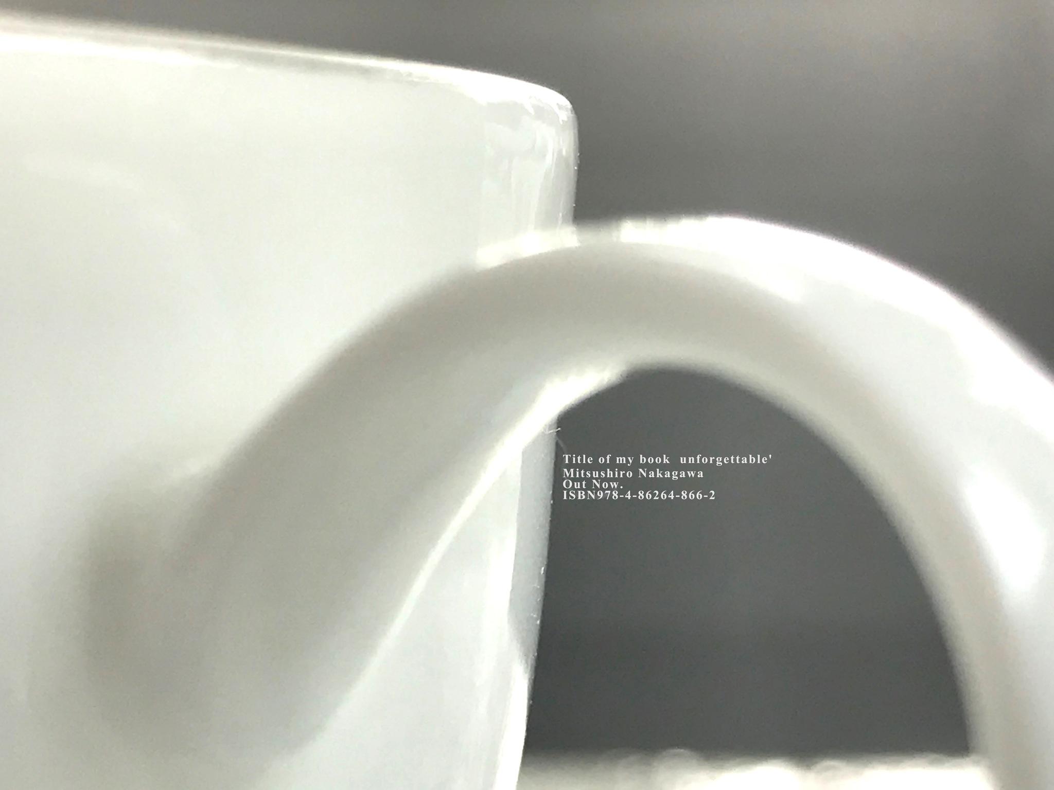 Coffee cup.( iPhone 7 shot ) by Mitsushiro Nakagawa