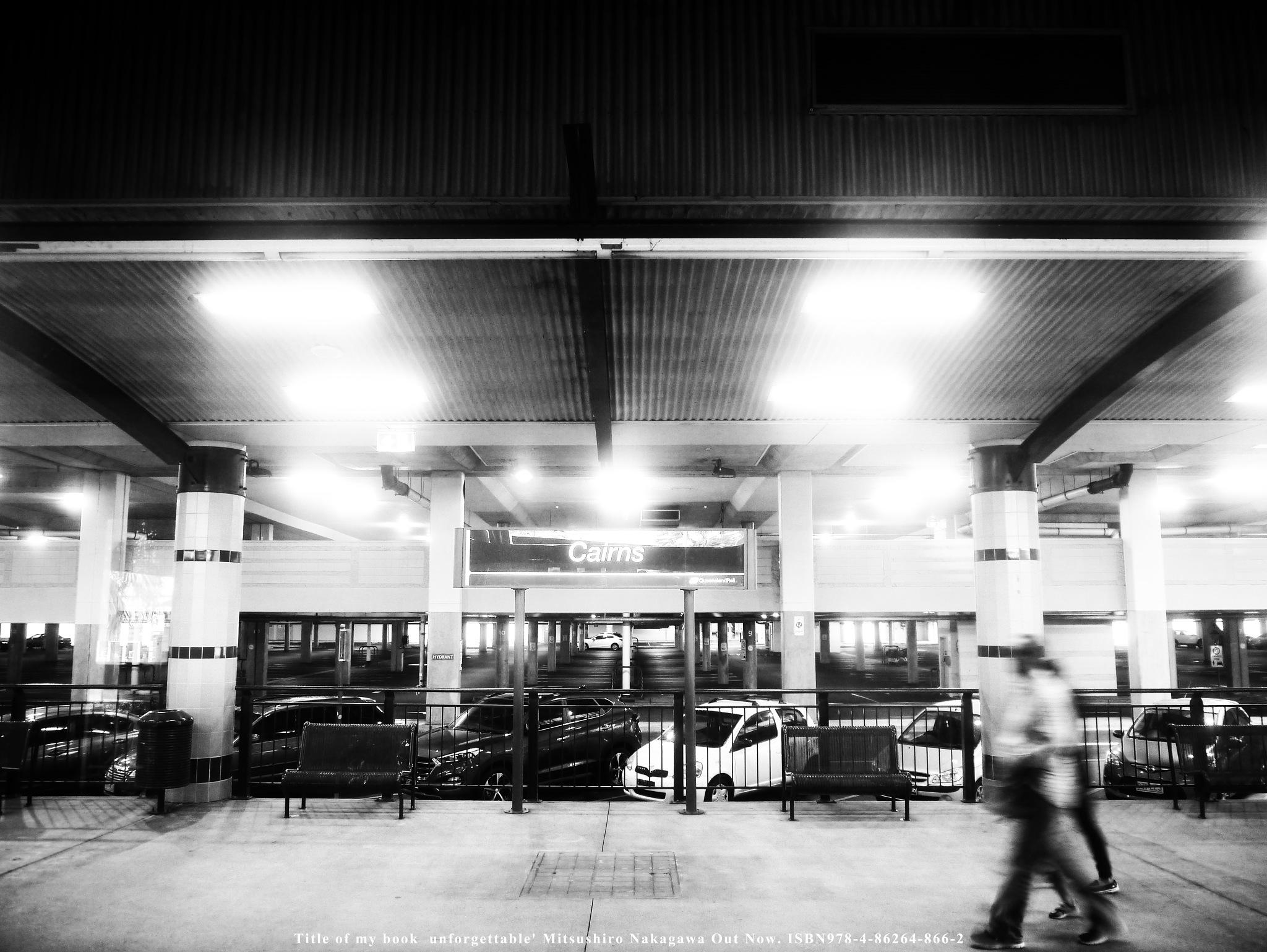 The light of station. (Lumix G3 shot.) by Mitsushiro Nakagawa