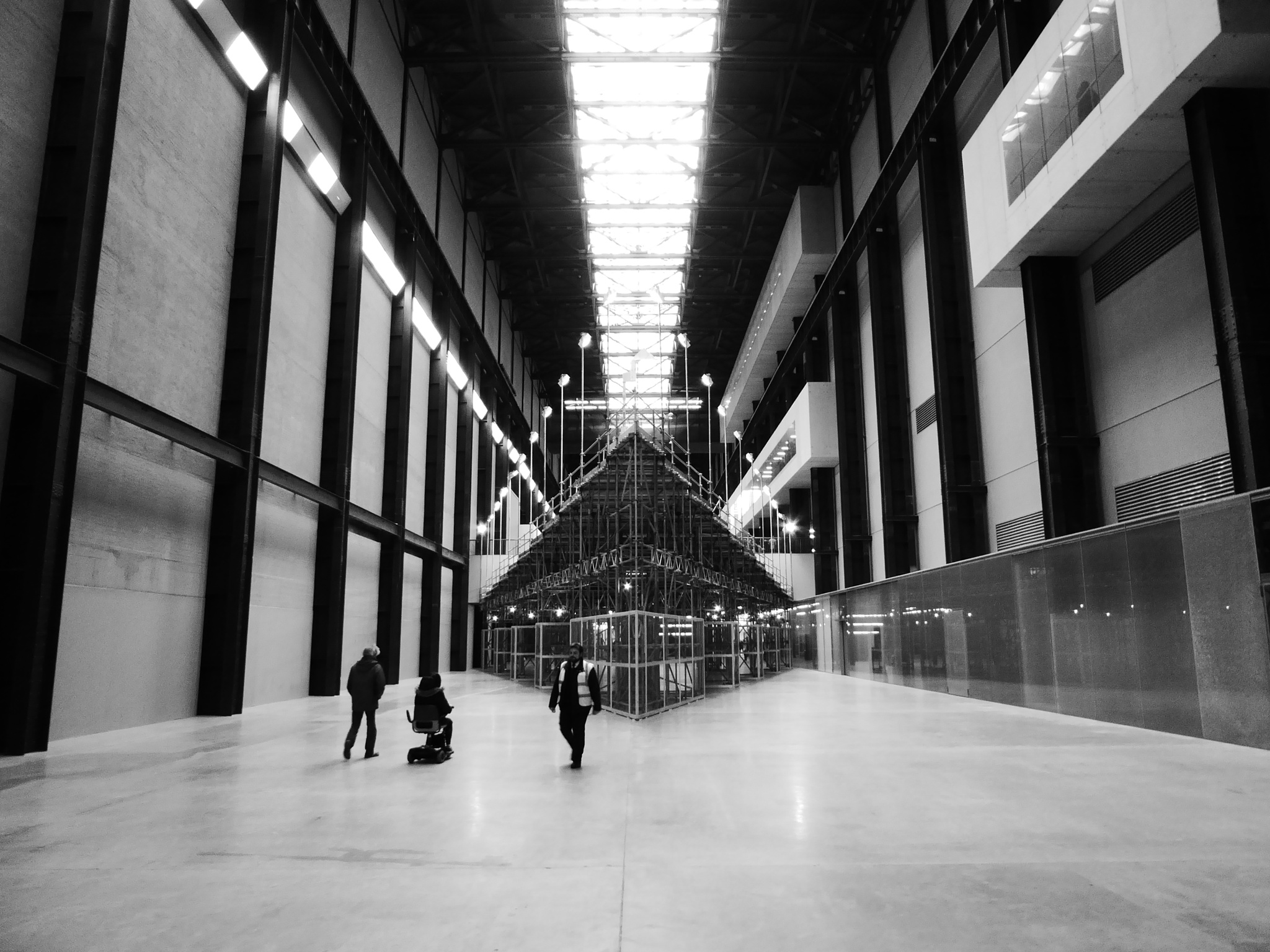 Turbine Hall by Duncan Cumming