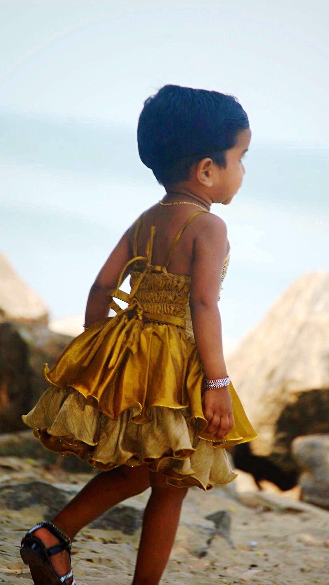 Little girl  by Ghekiere Marie