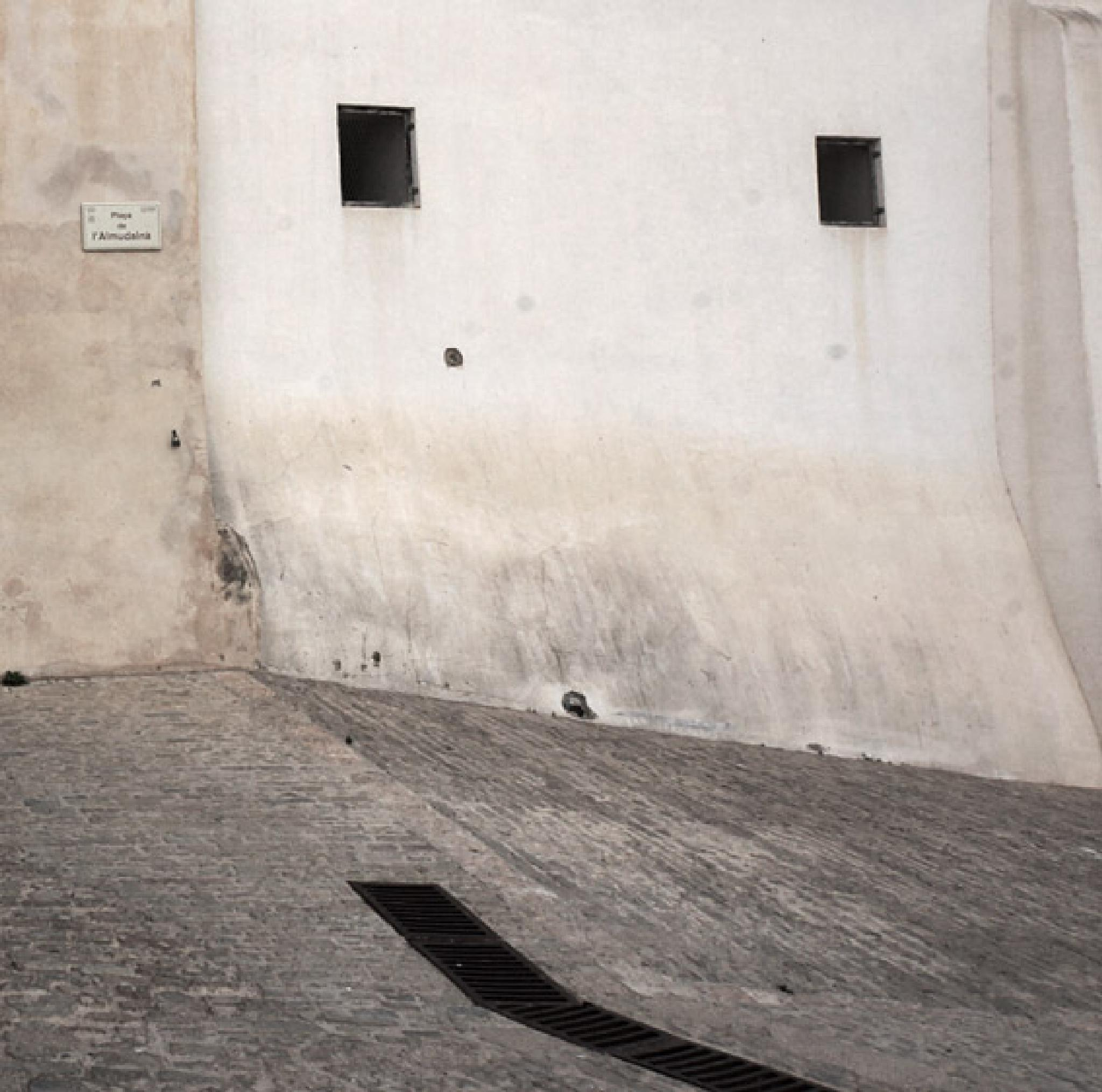 Photo in Cityscape #smile #ibiza #spain #old city #walls