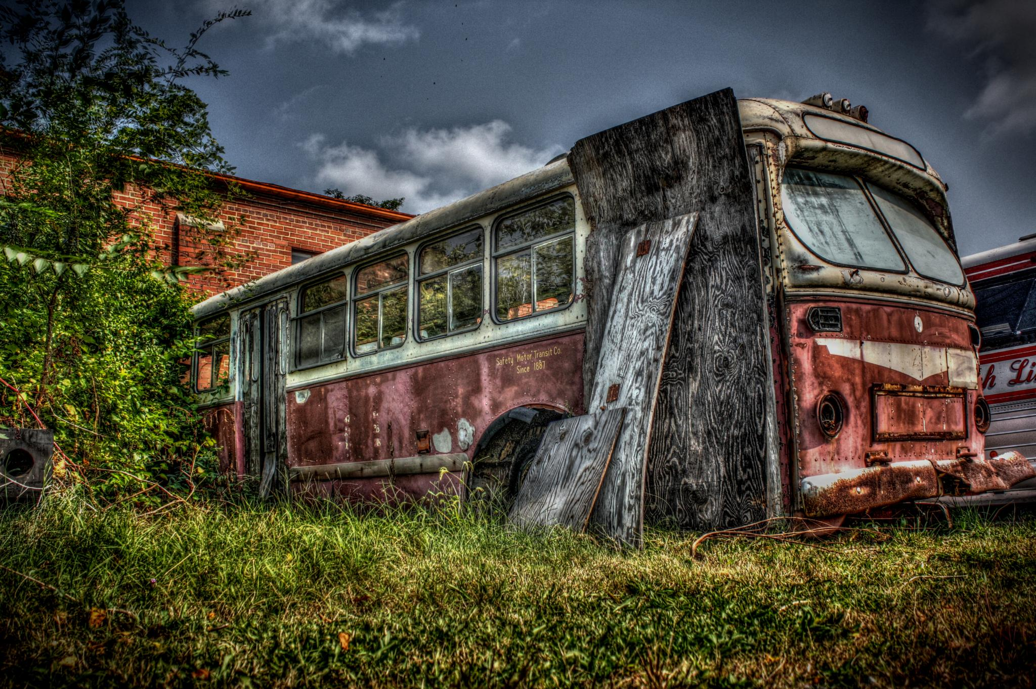 You've Taken Your Last Ride by DanStonePhoto