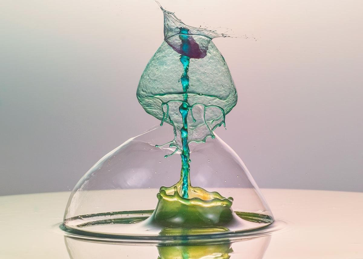 drop eruption by mustafa yağcı