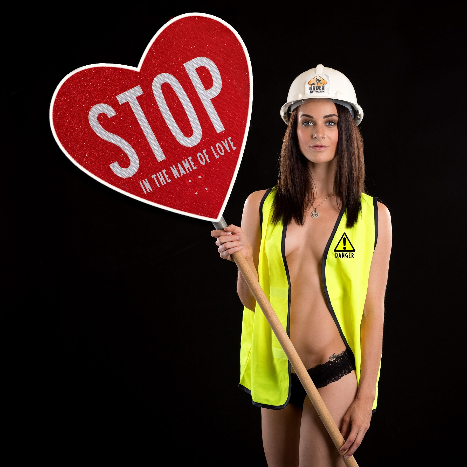 Stop in the name of Love by modelphotographic