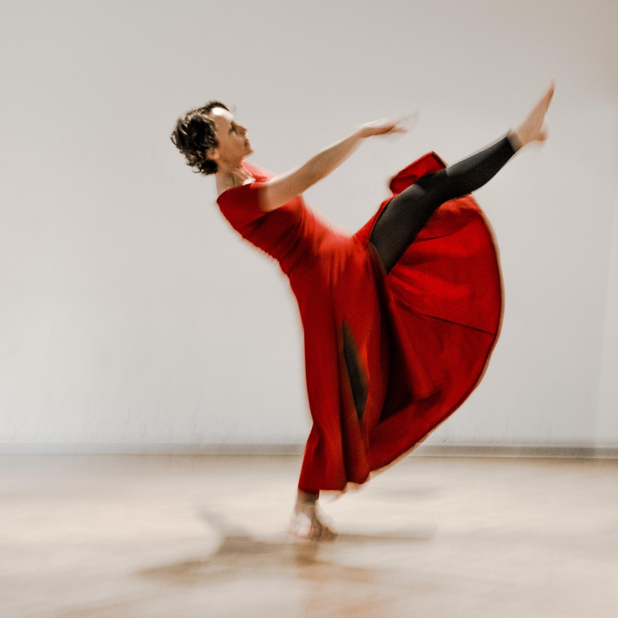 DANCE II by Werner Schrotta
