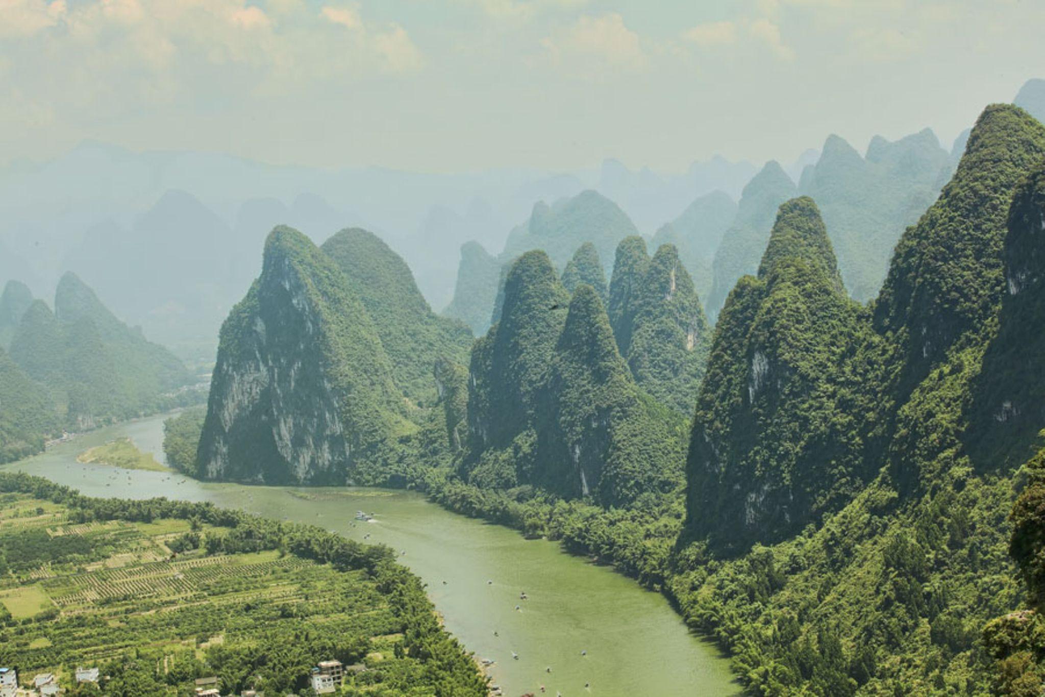 Yao San Hill by muhasrul