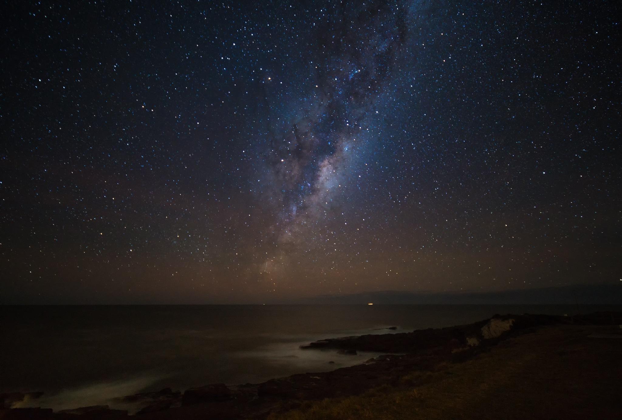 Galactic Core by Peter Medbury