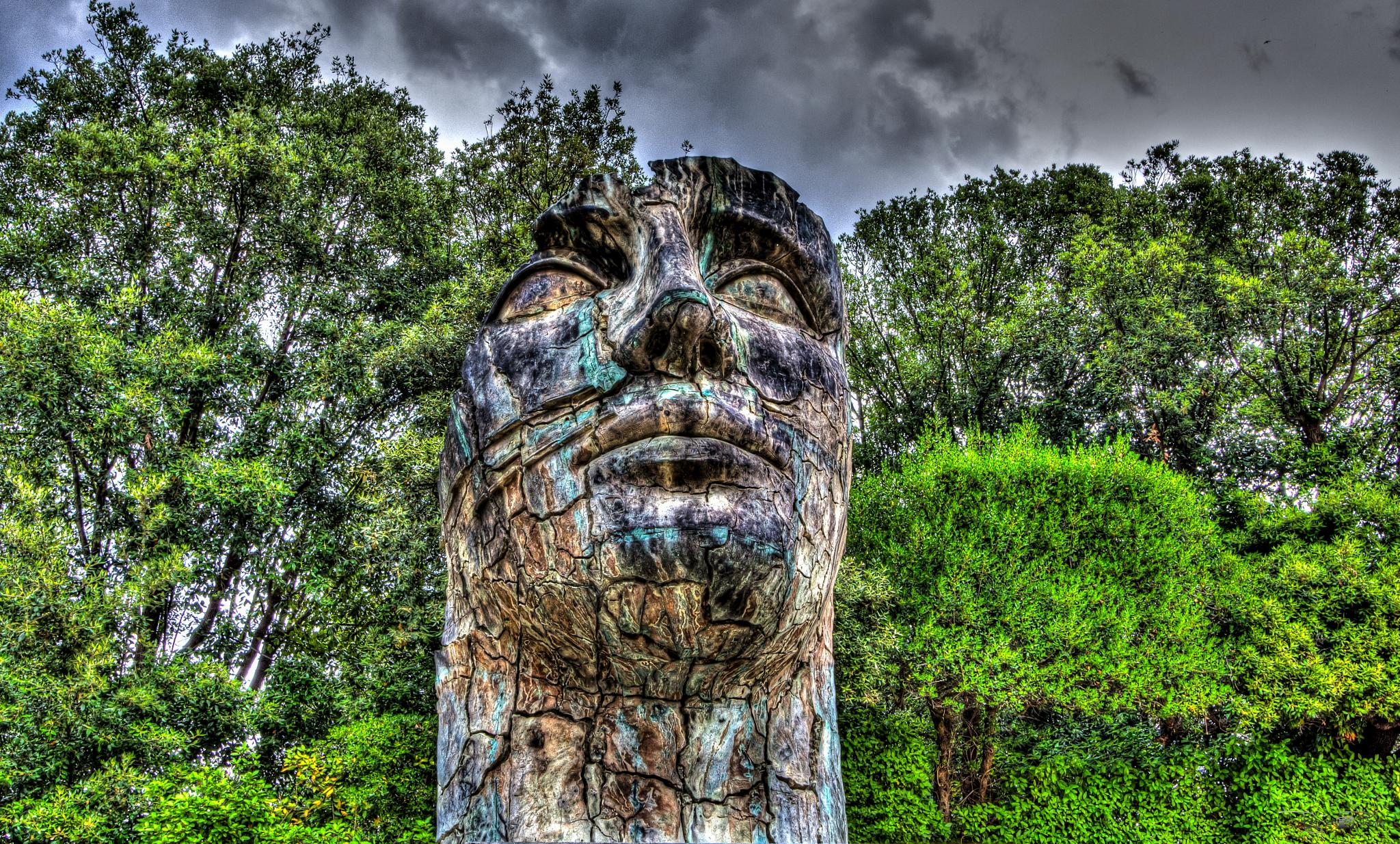 Photo in HDRI #abstract #statue #monument #italy #hdr