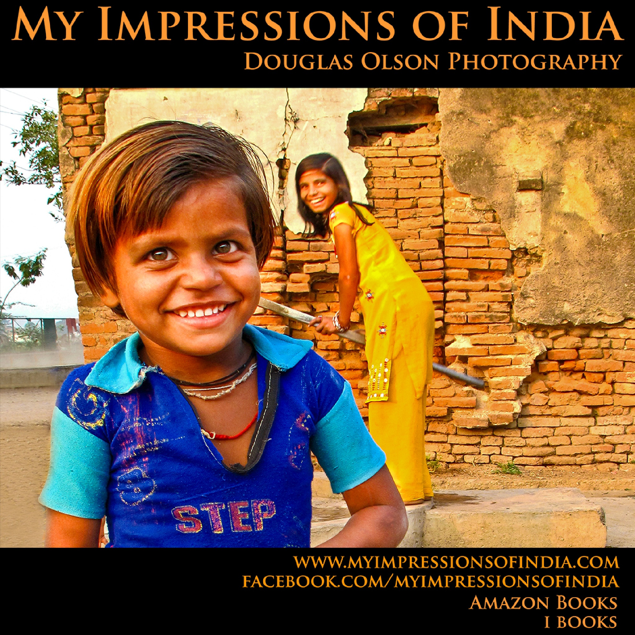 My Impressions of India by DouglasOlsonPhotography